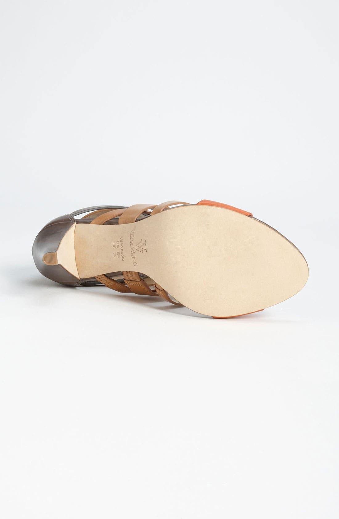 Alternate Image 4  - Vera Wang Footwear 'Hinda High' Sandal (Online Only)