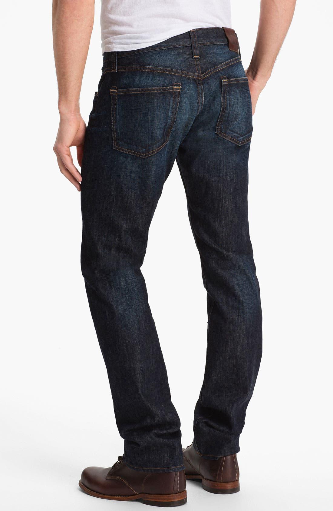 Alternate Image 2  - J Brand 'Kane' Slim Fit Jeans (Atom)