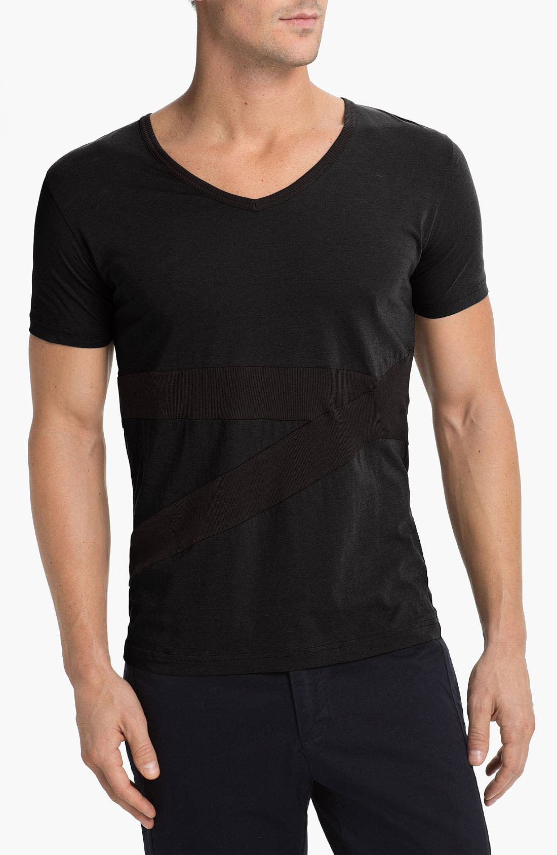 Alternate Image 1 Selected - adidas SLVR Banded T-Shirt