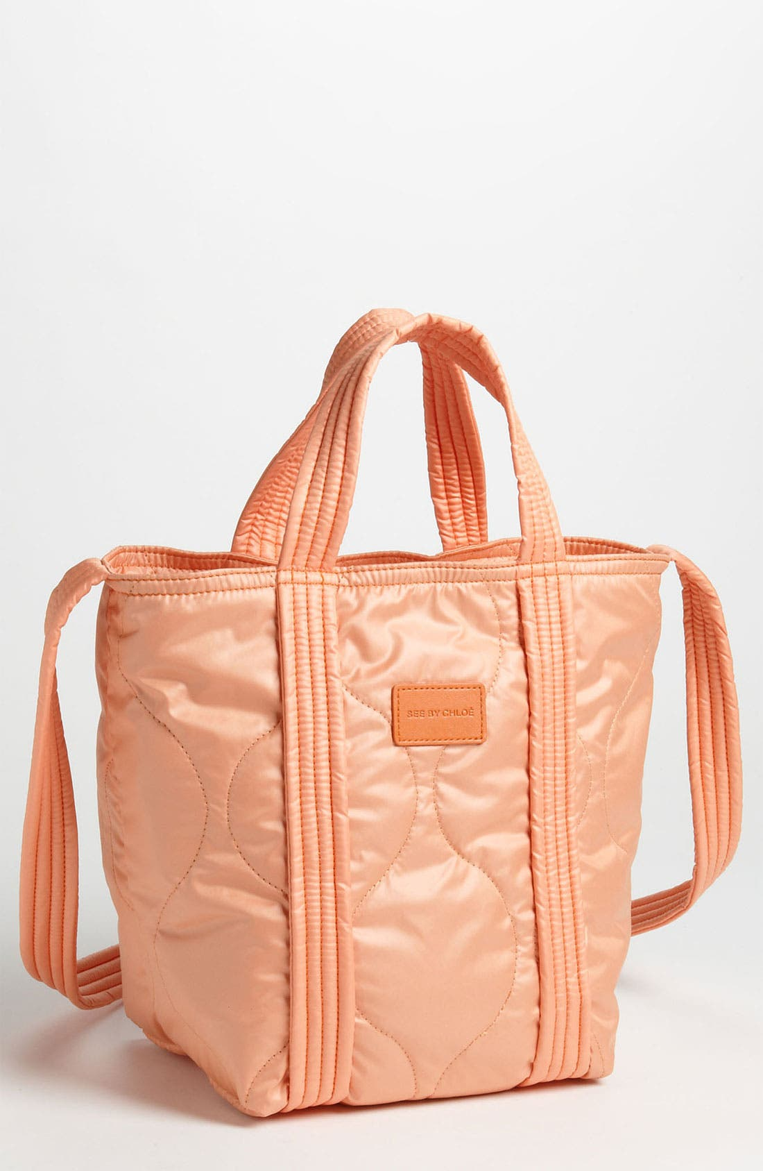 Alternate Image 1 Selected - See by Chloé 'Peony - Small' Double Function Satchel