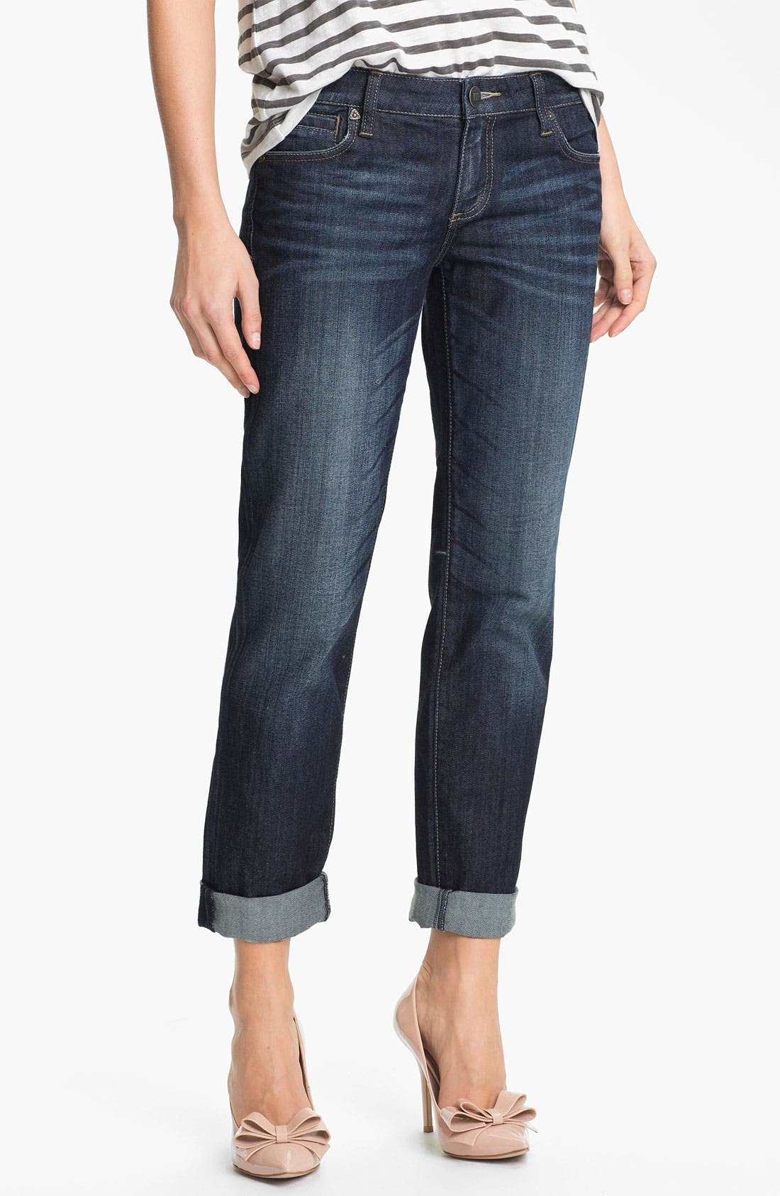 Alternate Image 1 Selected - KUT from the Kloth Boyfriend Jeans