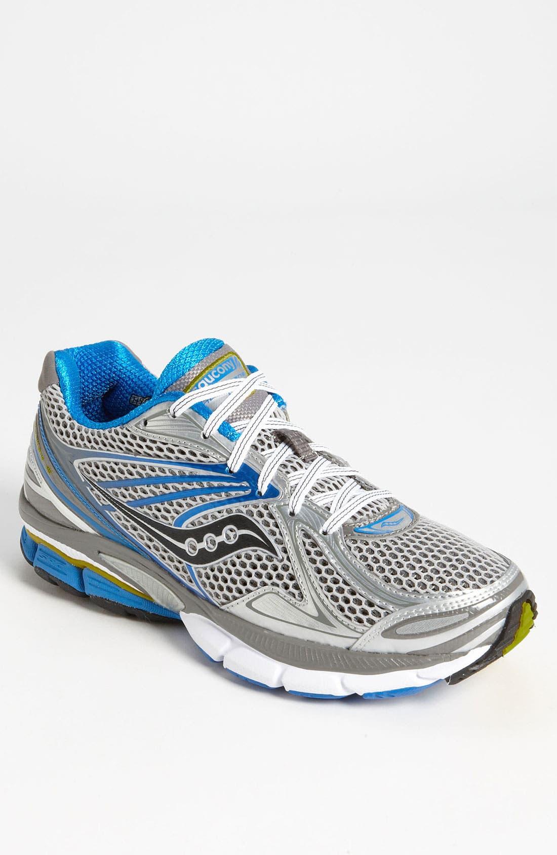 Main Image - Saucony 'Hurricane 15' Running Shoe (Men)