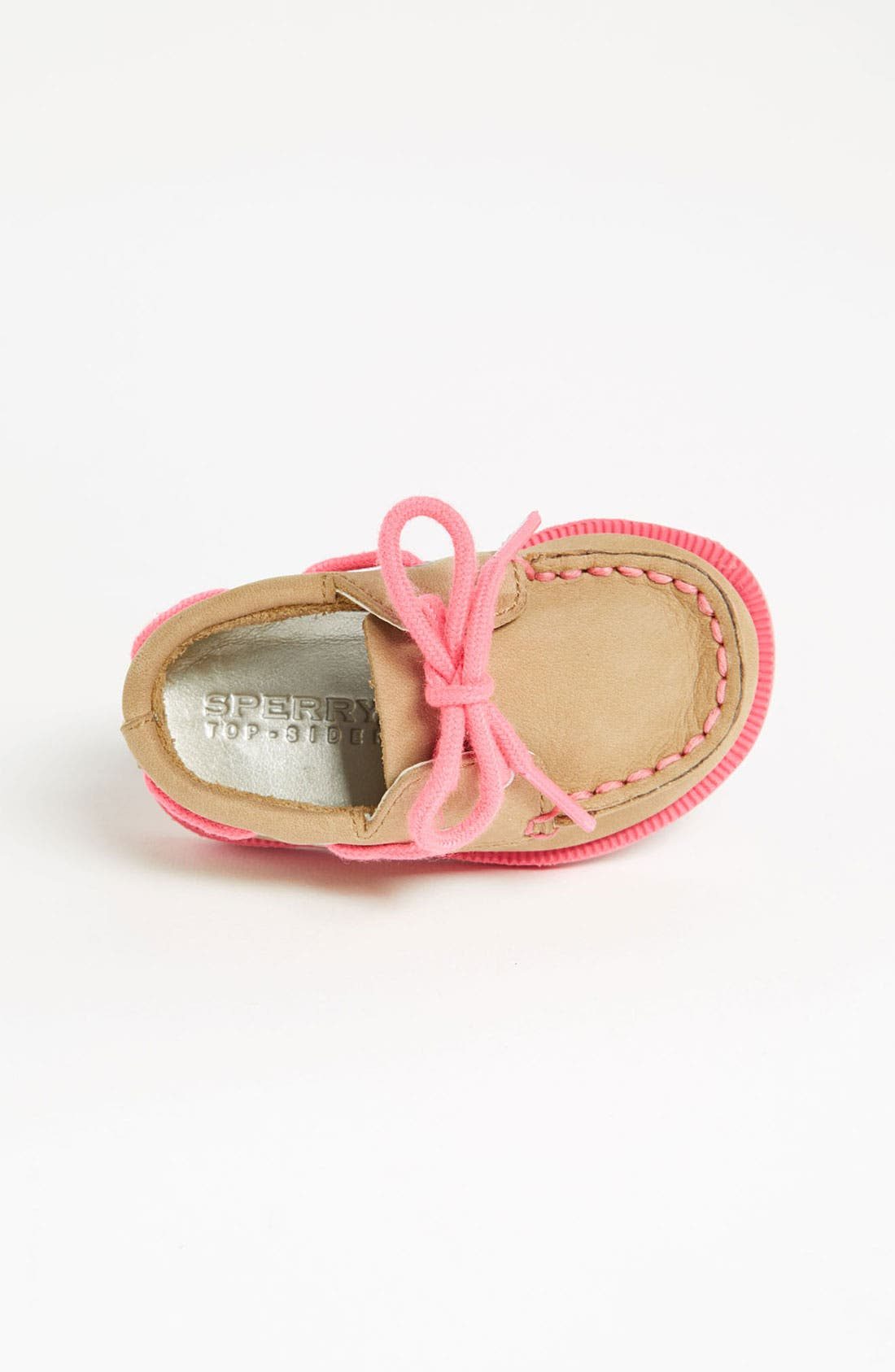Alternate Image 3  - Sperry Top-Sider® Kids 'Authentic Original' Crib Shoe (Baby) (Online Only)