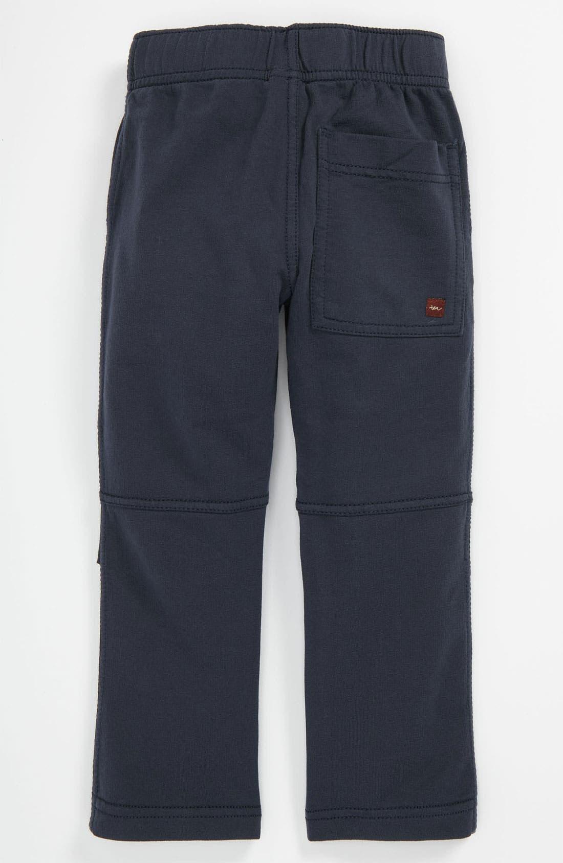 Alternate Image 2  - Tea Collection Knit Pants (Toddler)