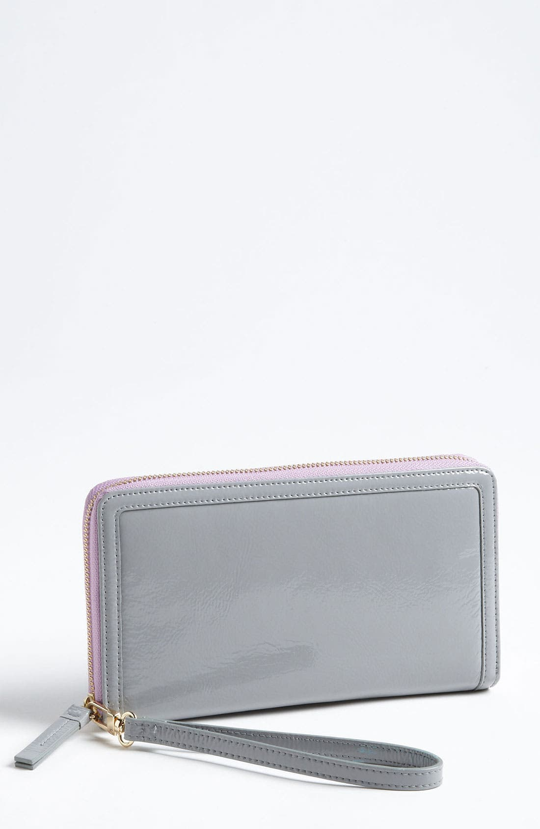 Alternate Image 1 Selected - Halogen Zip Around Wallet