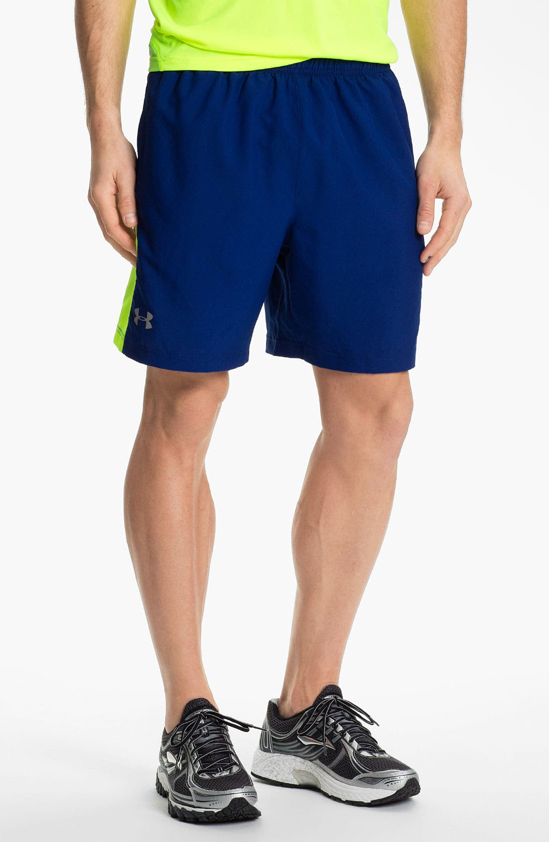 Alternate Image 1 Selected - Under Armour 'Shirtless Run' Shorts