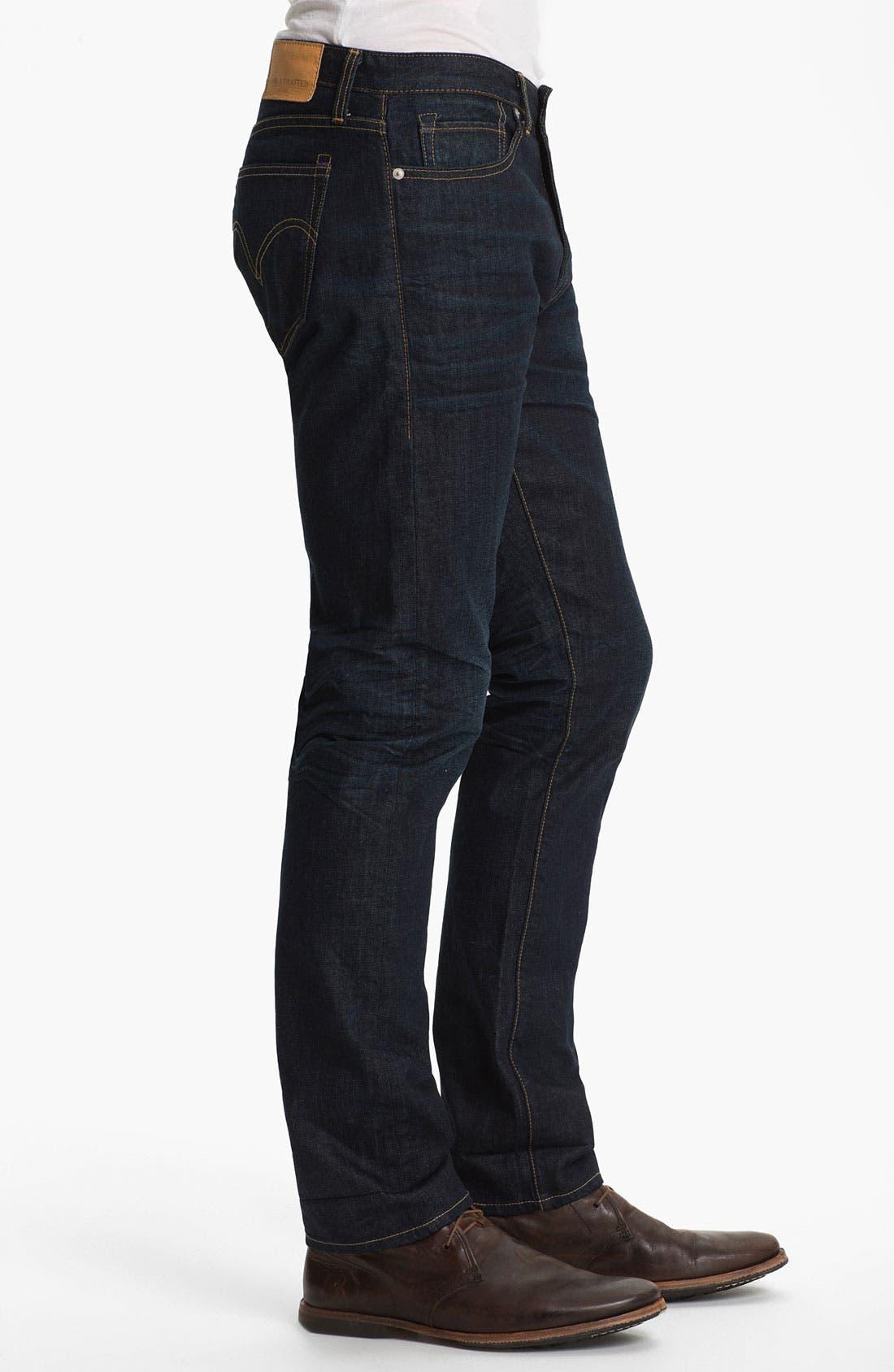 Alternate Image 3  - Levi's® Made & Crafted™ Slim Leg Jeans (Nova)
