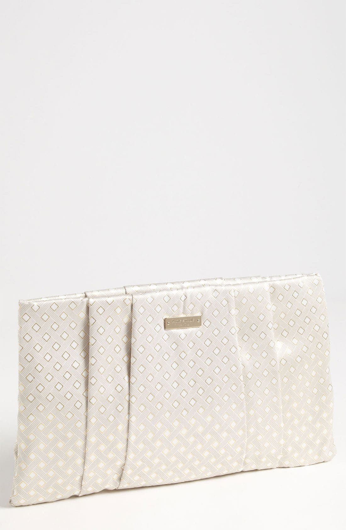 Main Image - kate spade new york 'wedding belles - april' clutch