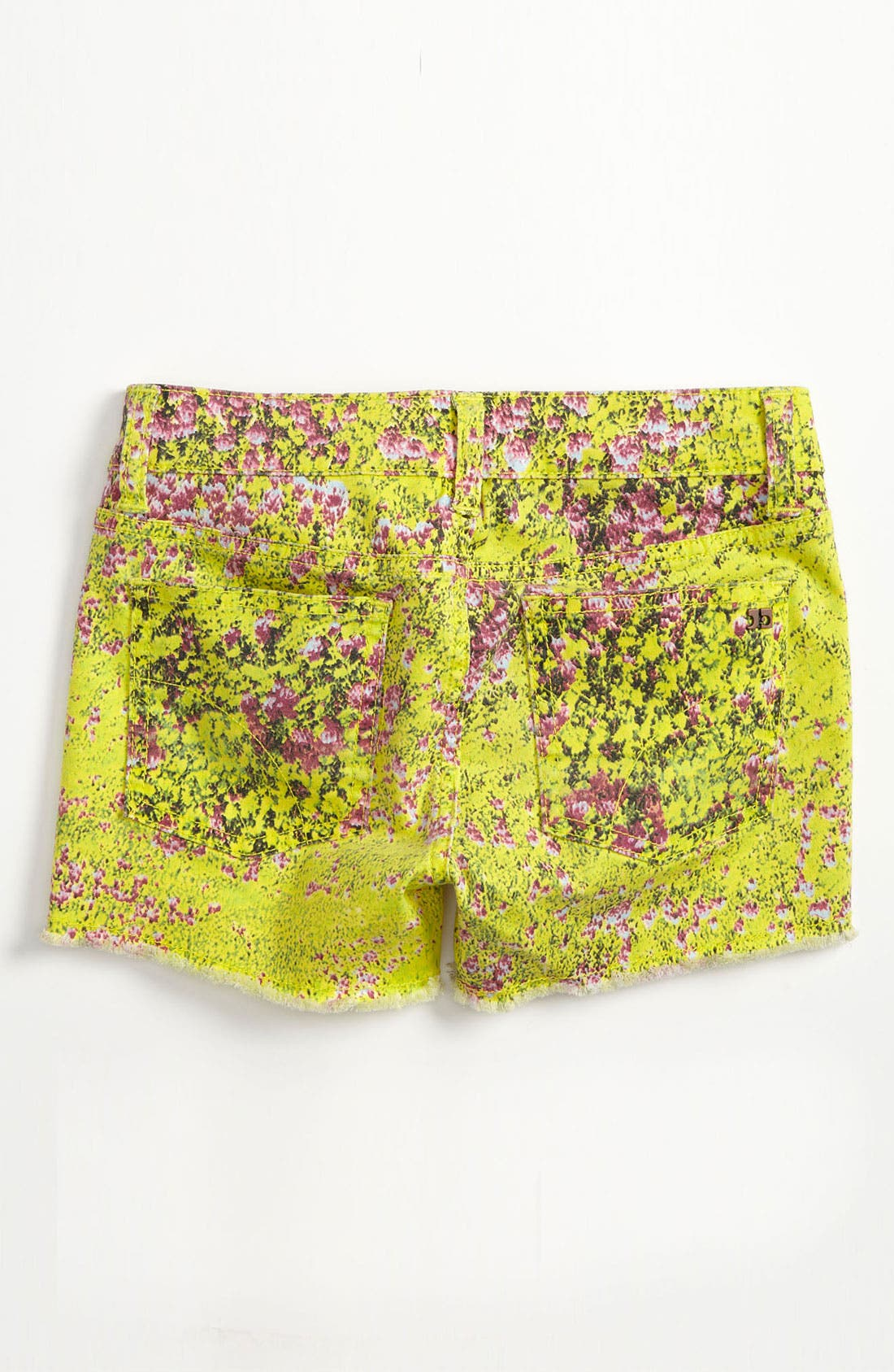 Alternate Image 1 Selected - Joe's Print Shorts (Big Girls)