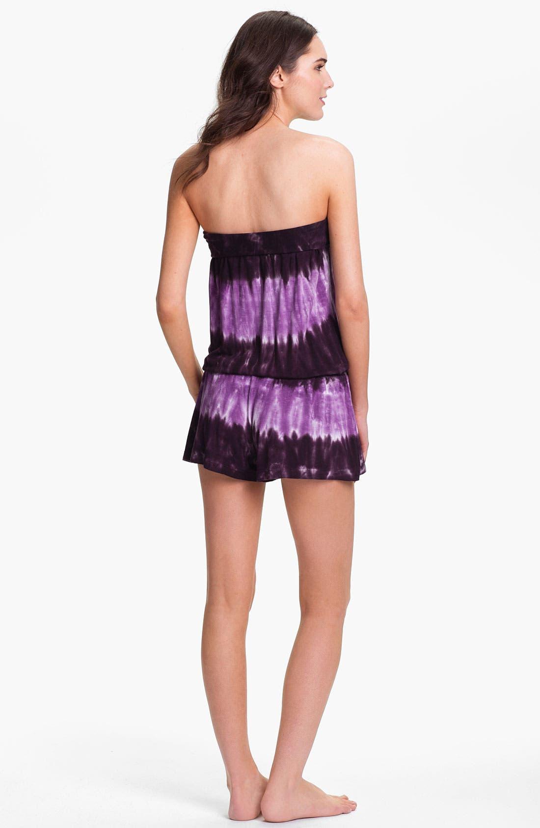 Alternate Image 2  - Lucky Brand Swimwear 'Summer Lovin' Romper