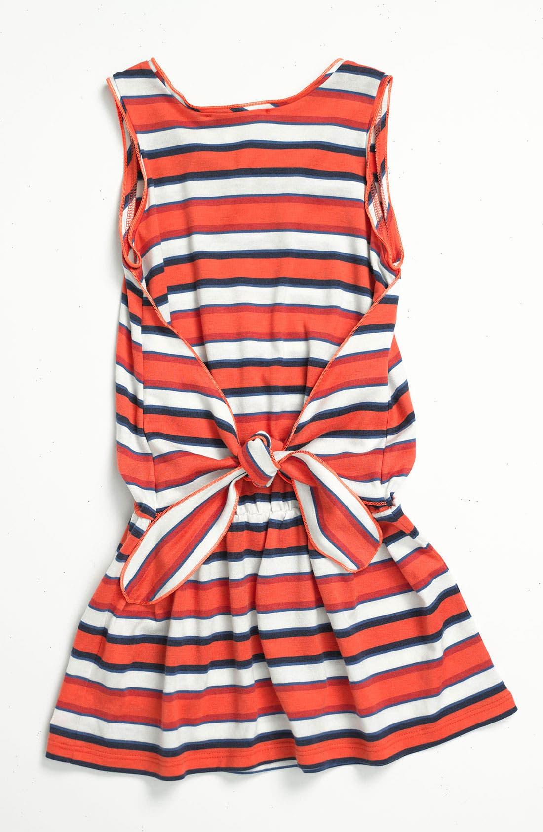 Alternate Image 1 Selected - LITTLE MARC JACOBS Sleeveless Dress (Little Girls & Big Girls)