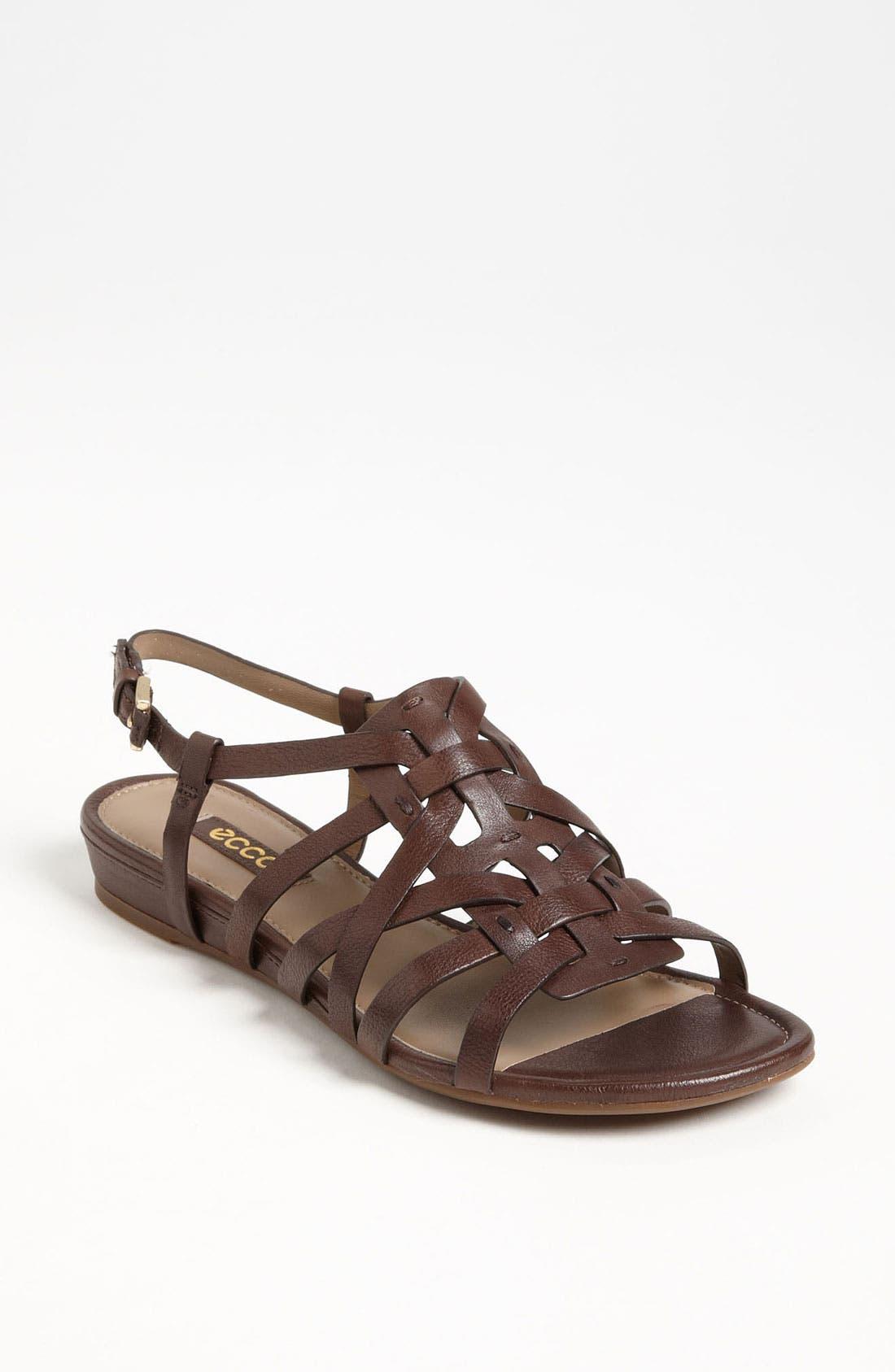 Alternate Image 1 Selected - ECCO 'Odense' Roman Sandal