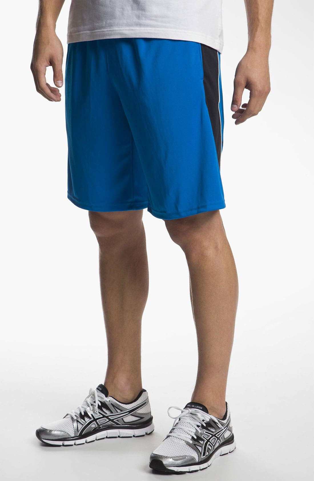 Alternate Image 1 Selected - Under Armour 'Multiplier' Knit Shorts