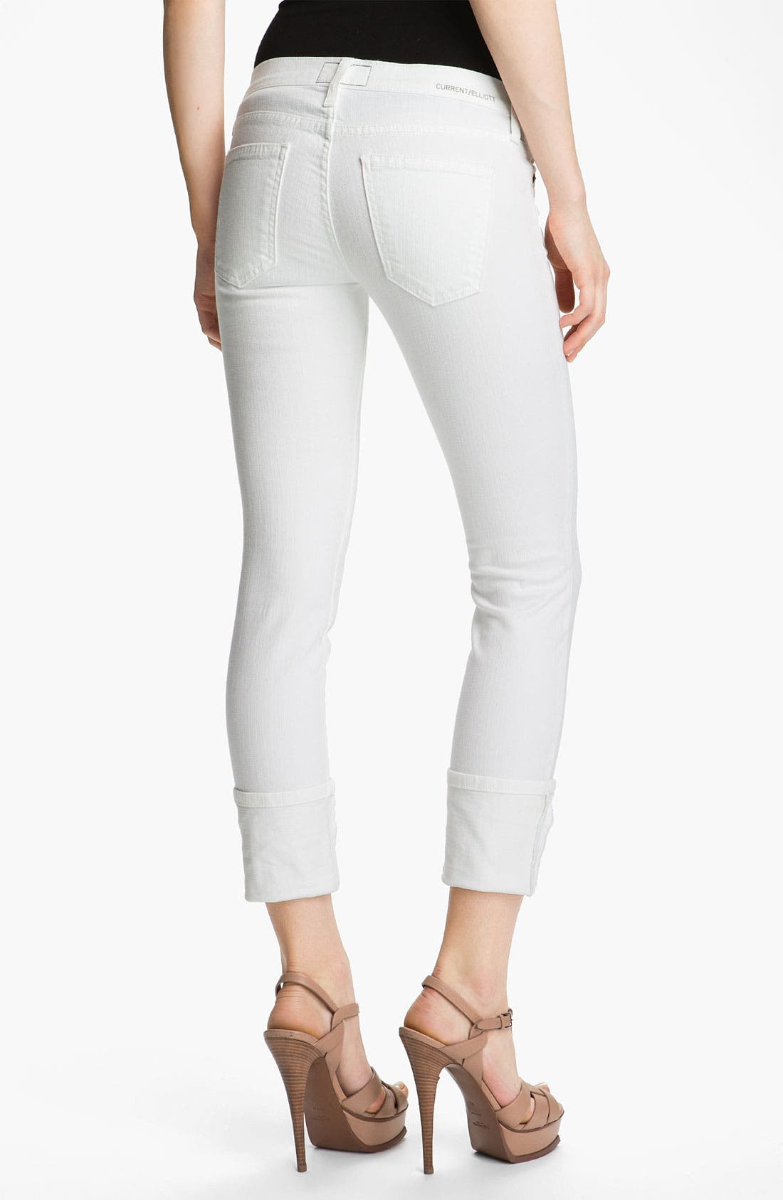 Alternate Image 3  - Current/Elliott 'The Beatnik' Skinny Stretch Jeans