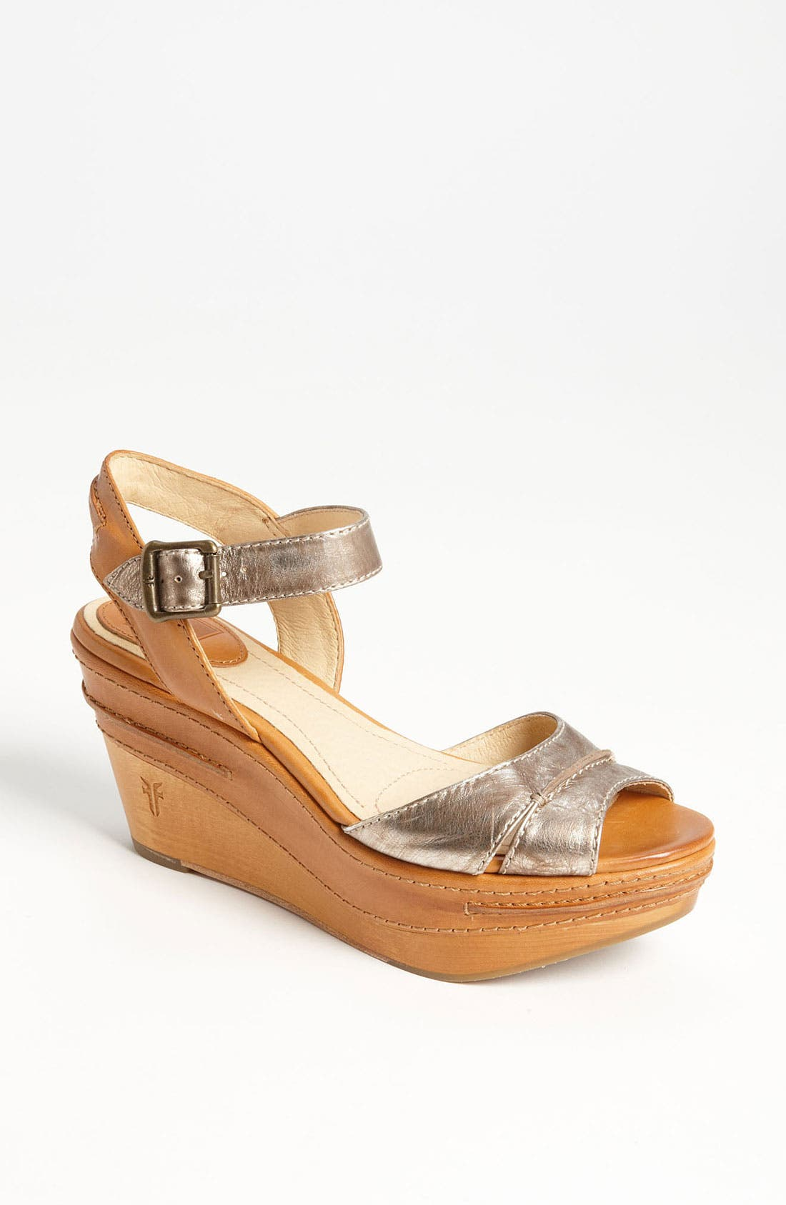 Alternate Image 1 Selected - Frye 'Carlie Seam' Sandal