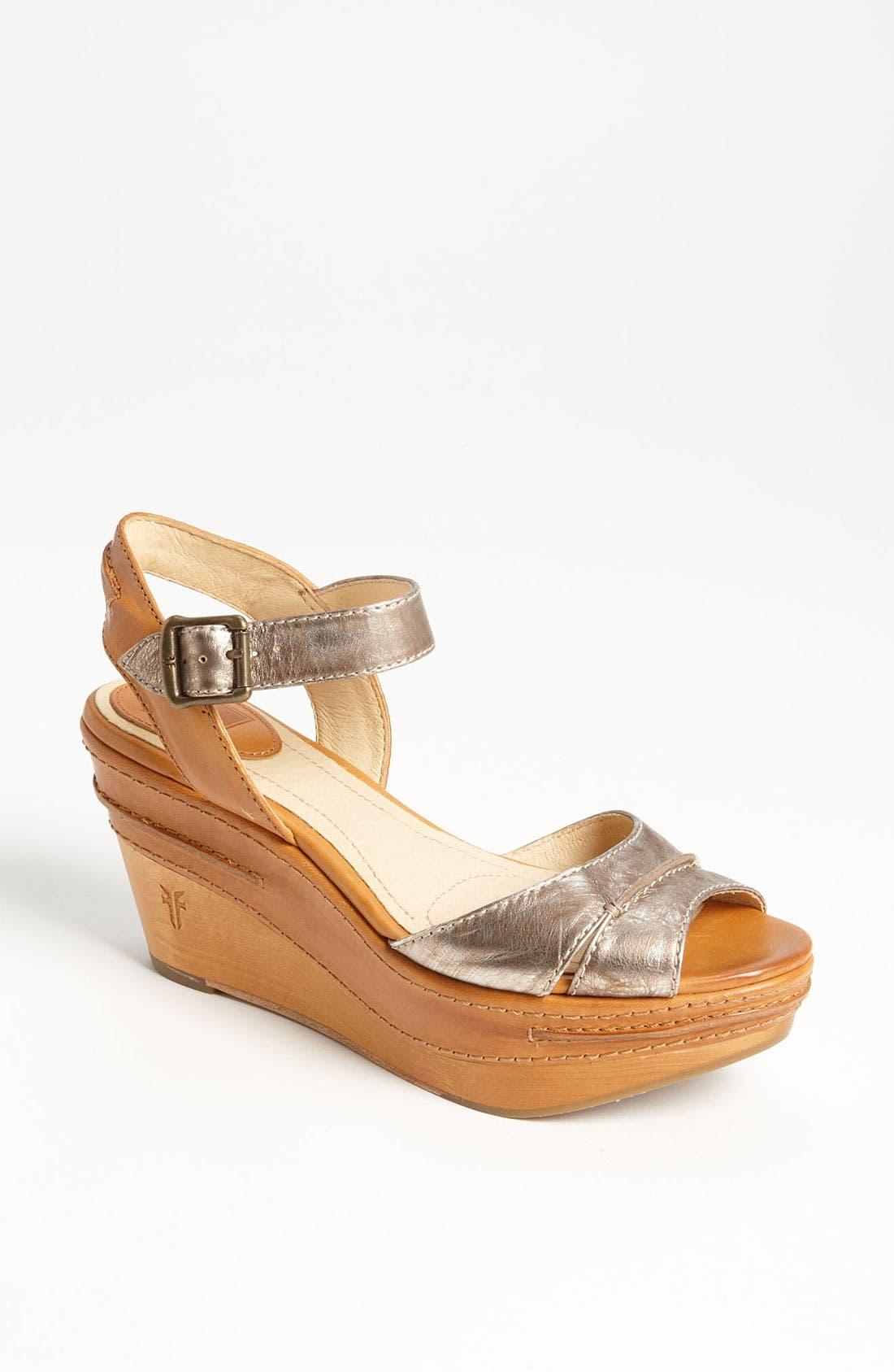 Main Image - Frye 'Carlie Seam' Sandal