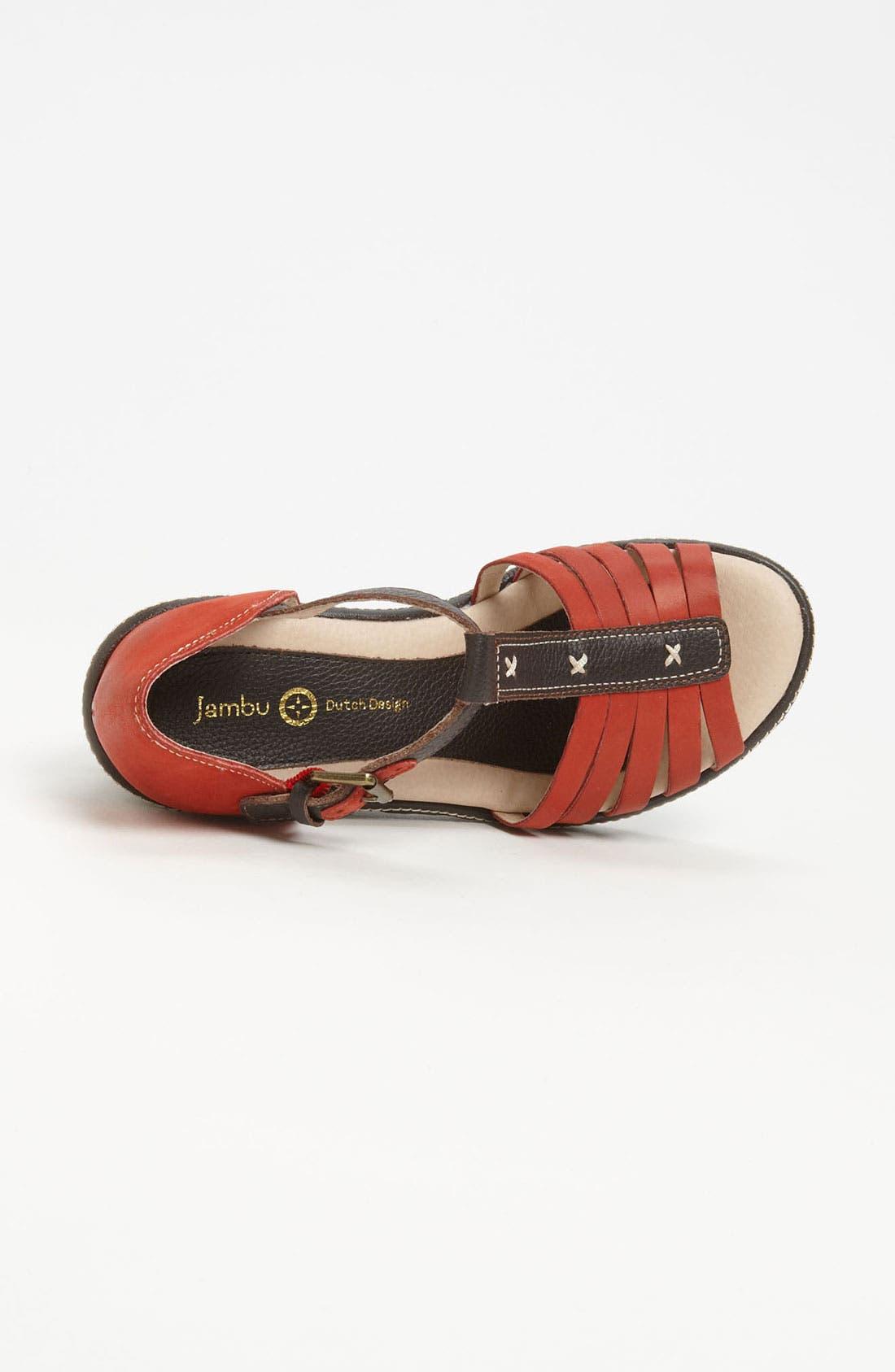 Alternate Image 3  - Jambu 'Velvet' Sandal