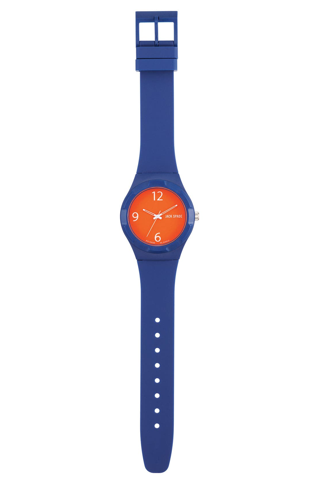 Alternate Image 2  - Jack Spade 'Graphic - Solid' Watch, 40mm