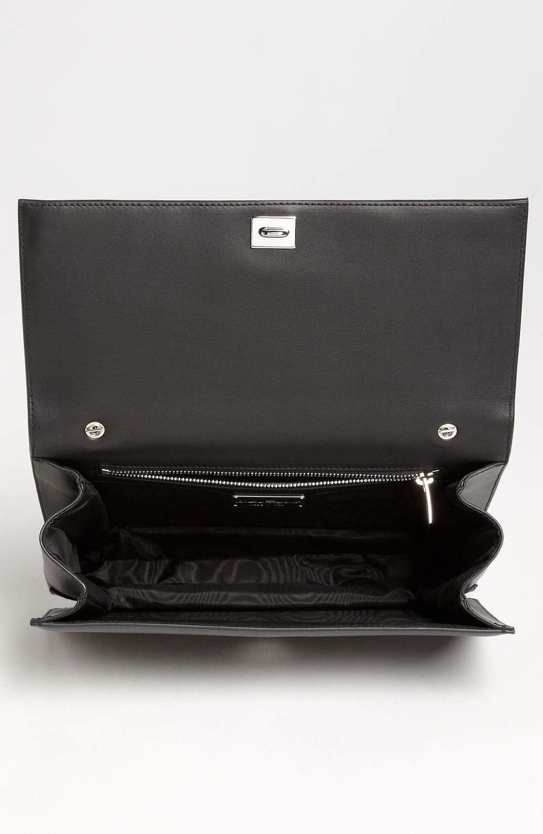Alternate Image 3  - Salvatore Ferragamo 'Louvre Ginny - Mini' Leather Shoulder Bag