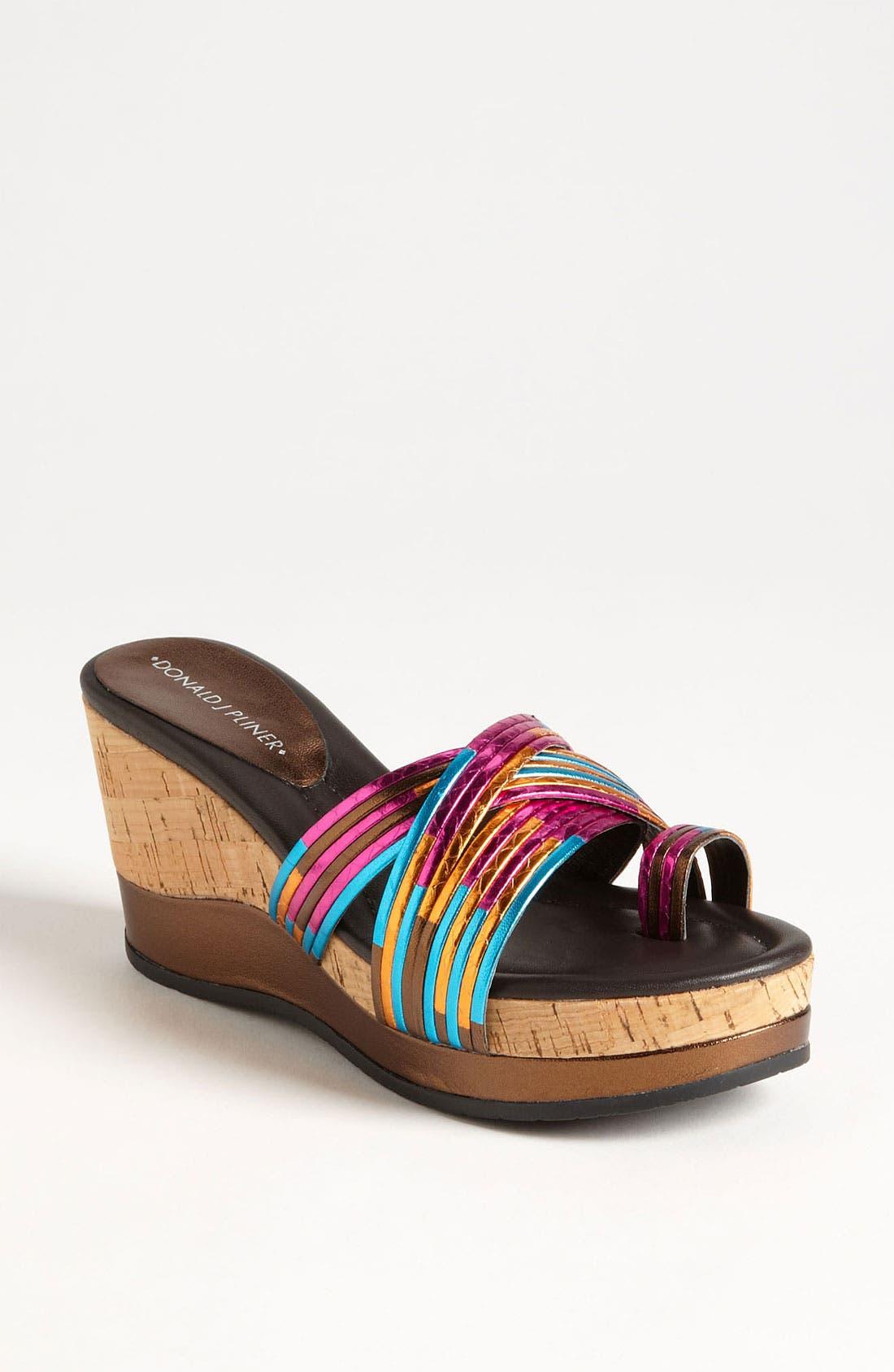 Main Image - Donald J Pliner 'Lettie' Sandal
