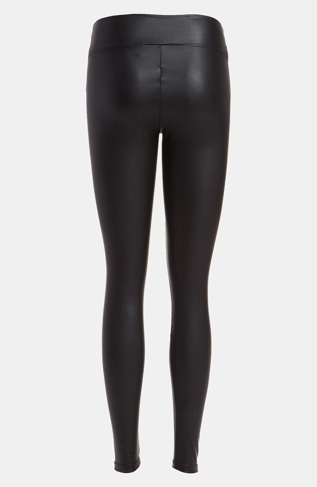 Alternate Image 3  - MINKPINK 'Greased Lightning' High Waist Leggings