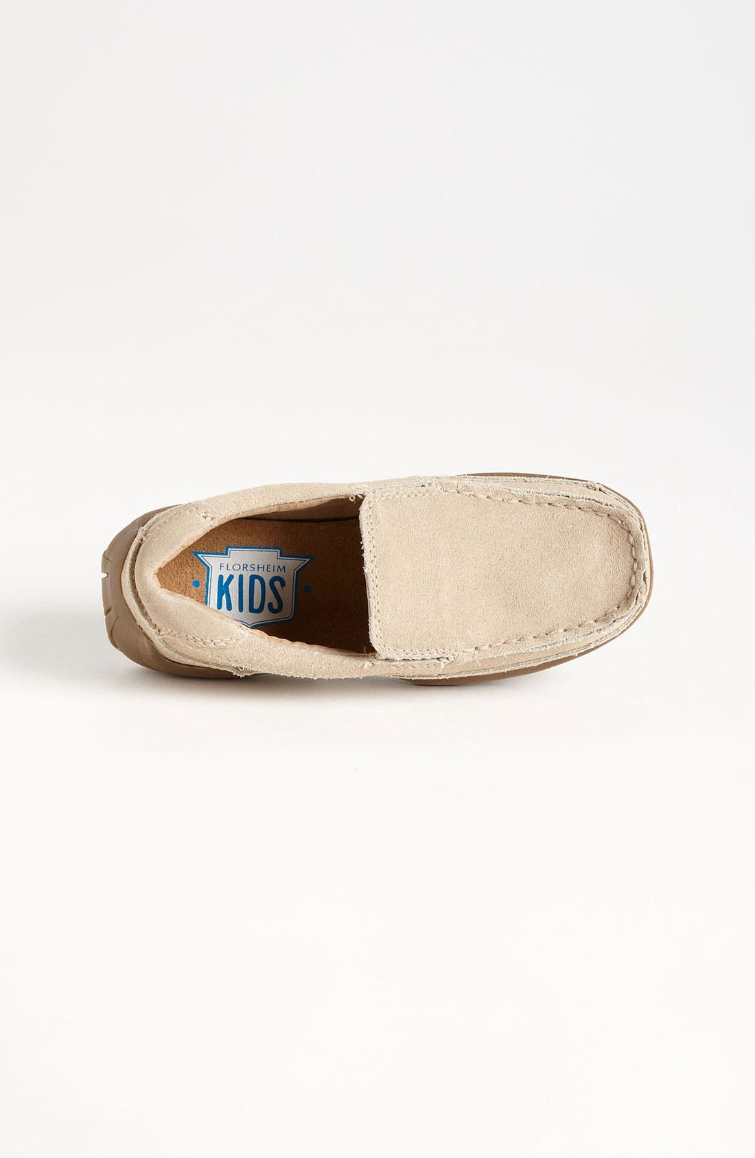Alternate Image 3  - Florsheim 'Nowles Jr.' Slip-On (Toddler, Little Kid & Big Kid)