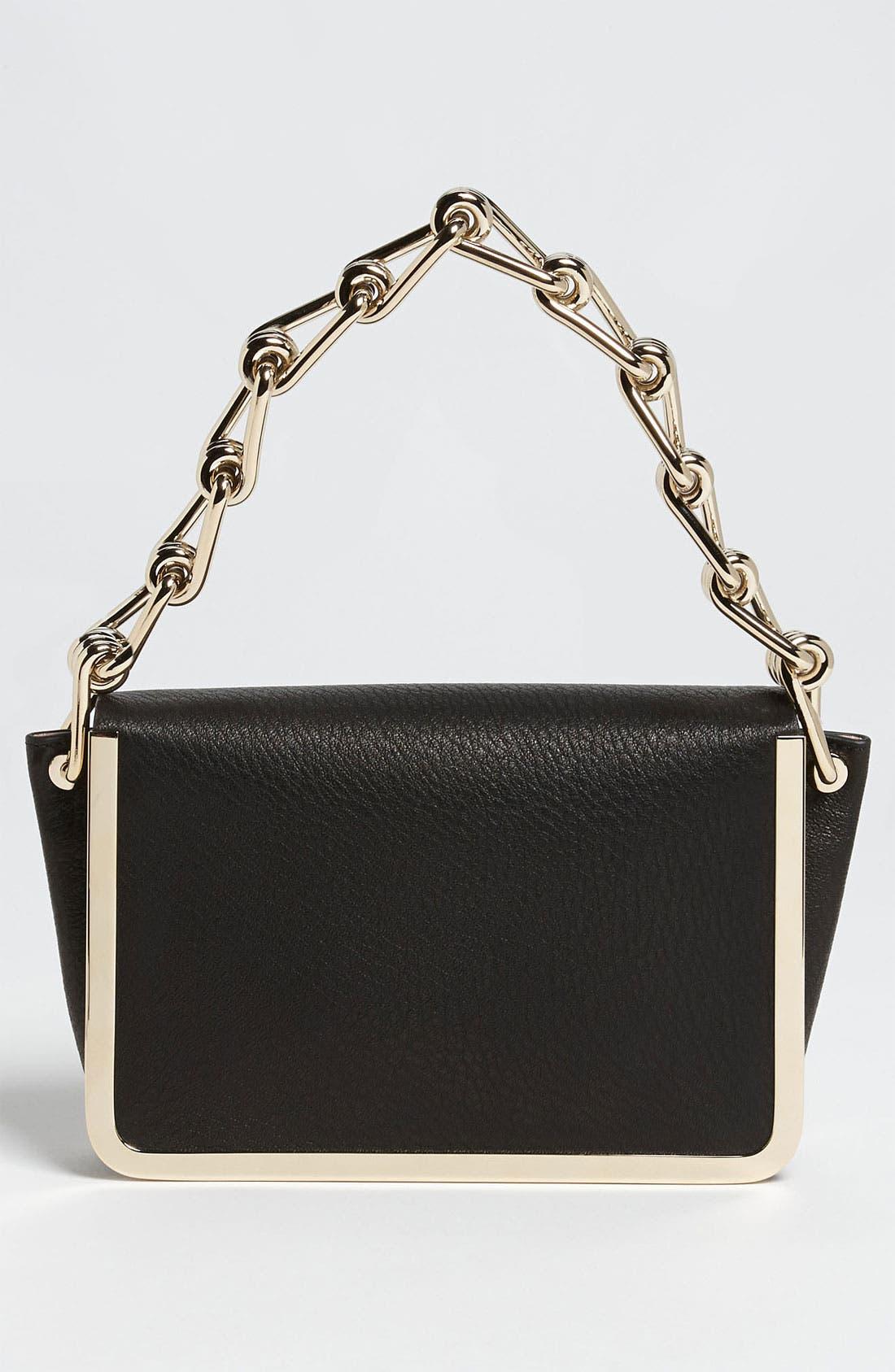 Alternate Image 4  - Reed Krakoff 'Anarchy' Leather Shoulder Bag