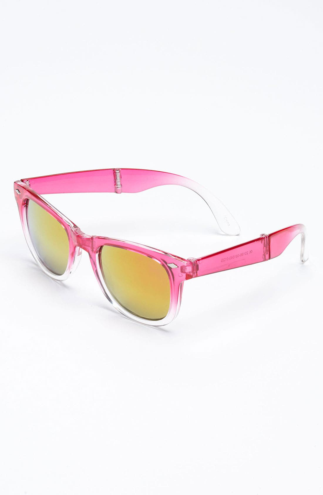Main Image - Icon Eyewear Foldable Sunglasses (Girls)