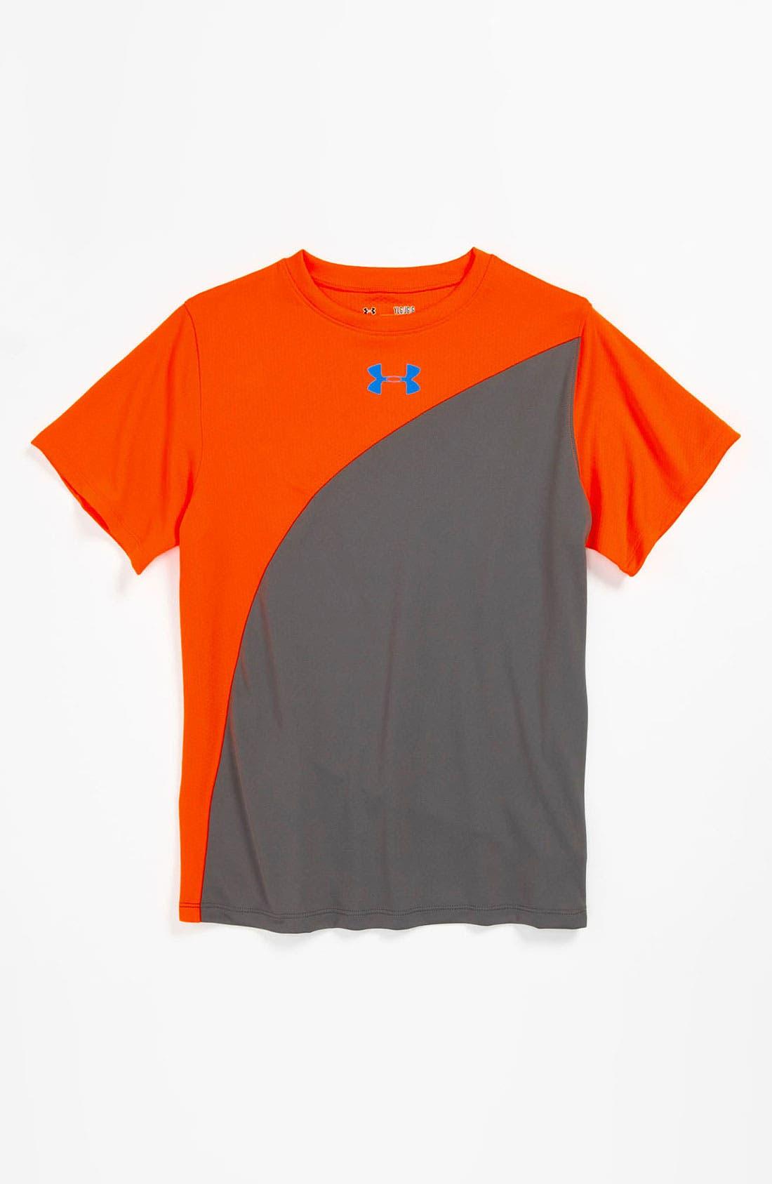 Alternate Image 1 Selected - Under Armour 'Influencer' Shirt (Big Boys)