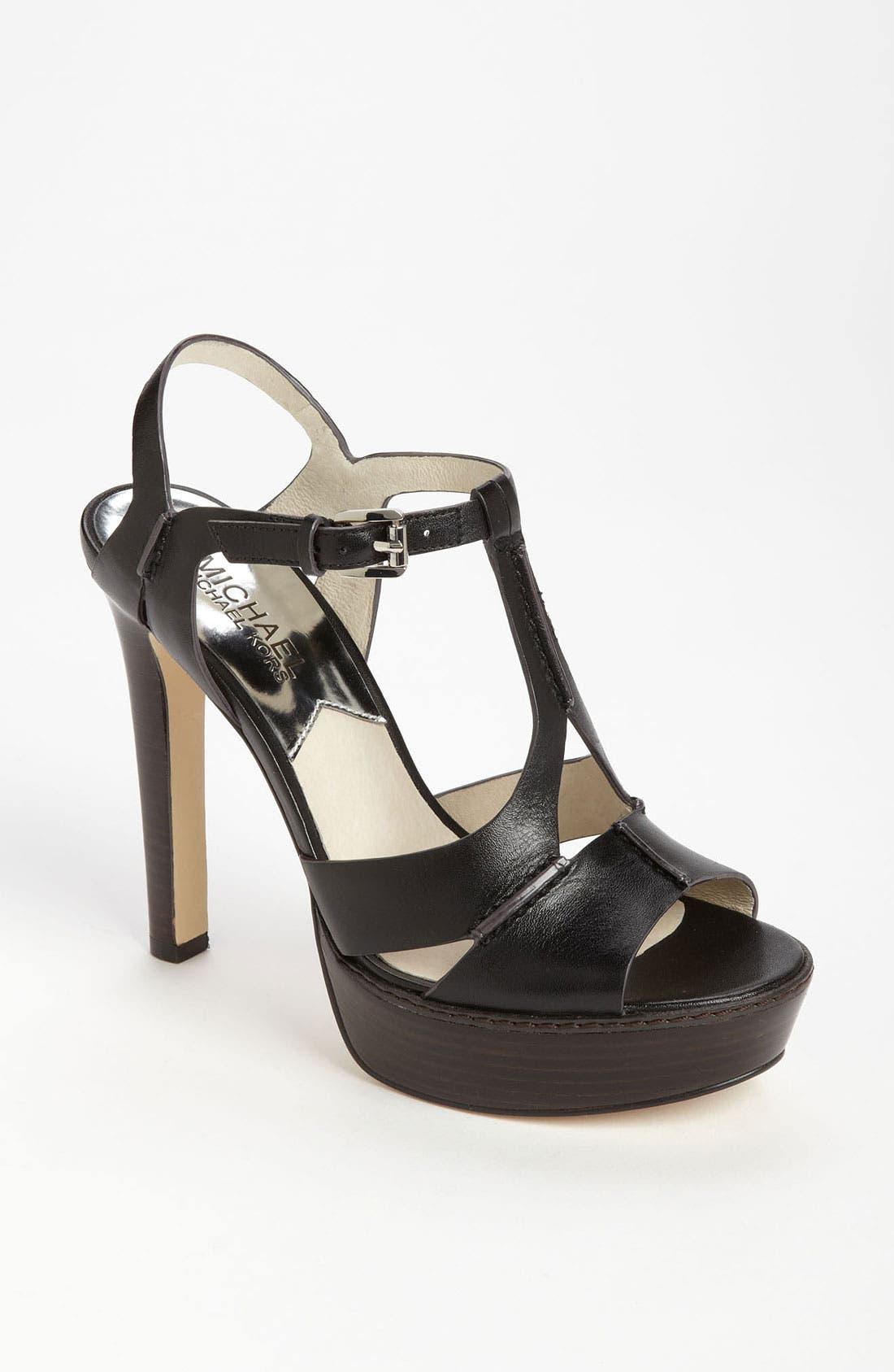 Main Image - MICHAEL Michael Kors 'Camilla' Sandal