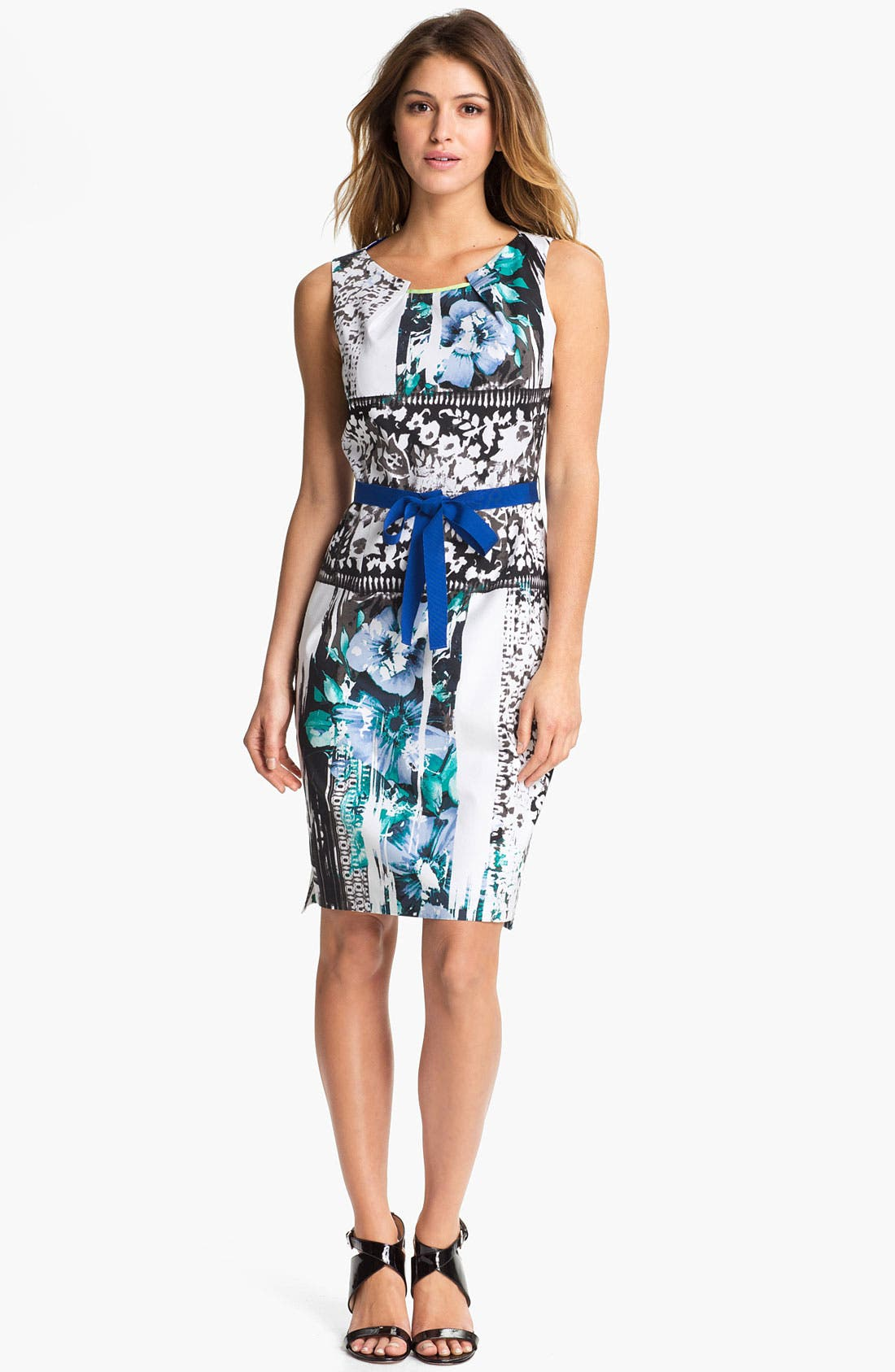 Alternate Image 1 Selected - T Tahari 'Adora' Dress