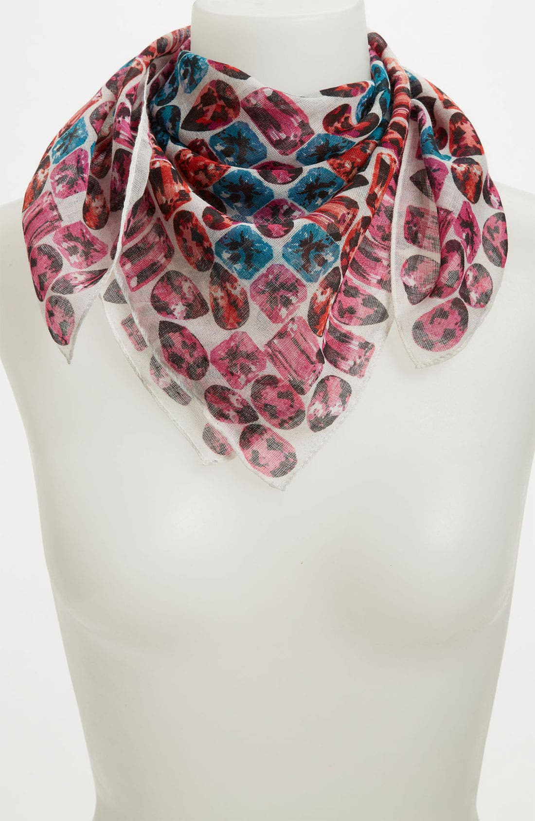 Alternate Image 1 Selected - Nordstrom 'Crystal Clear' Neckerchief