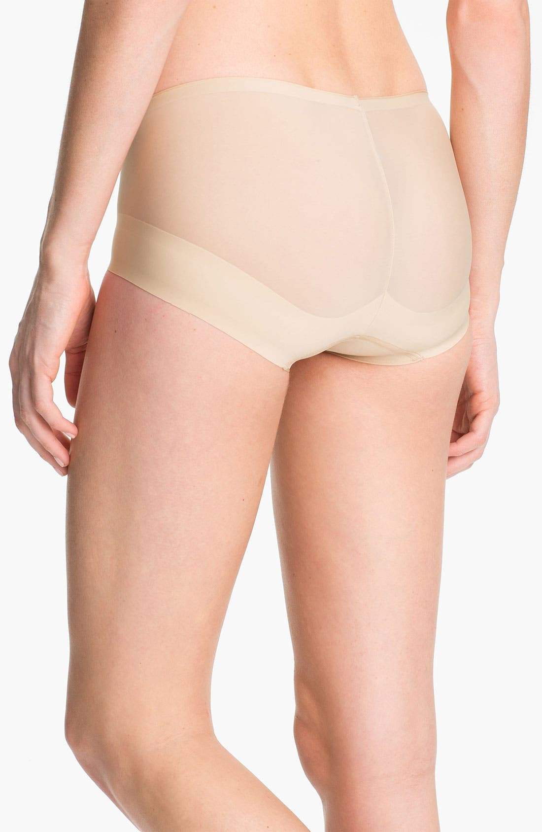 Alternate Image 2  - DKNY 'Fusion Light' Shaping Hipster Briefs