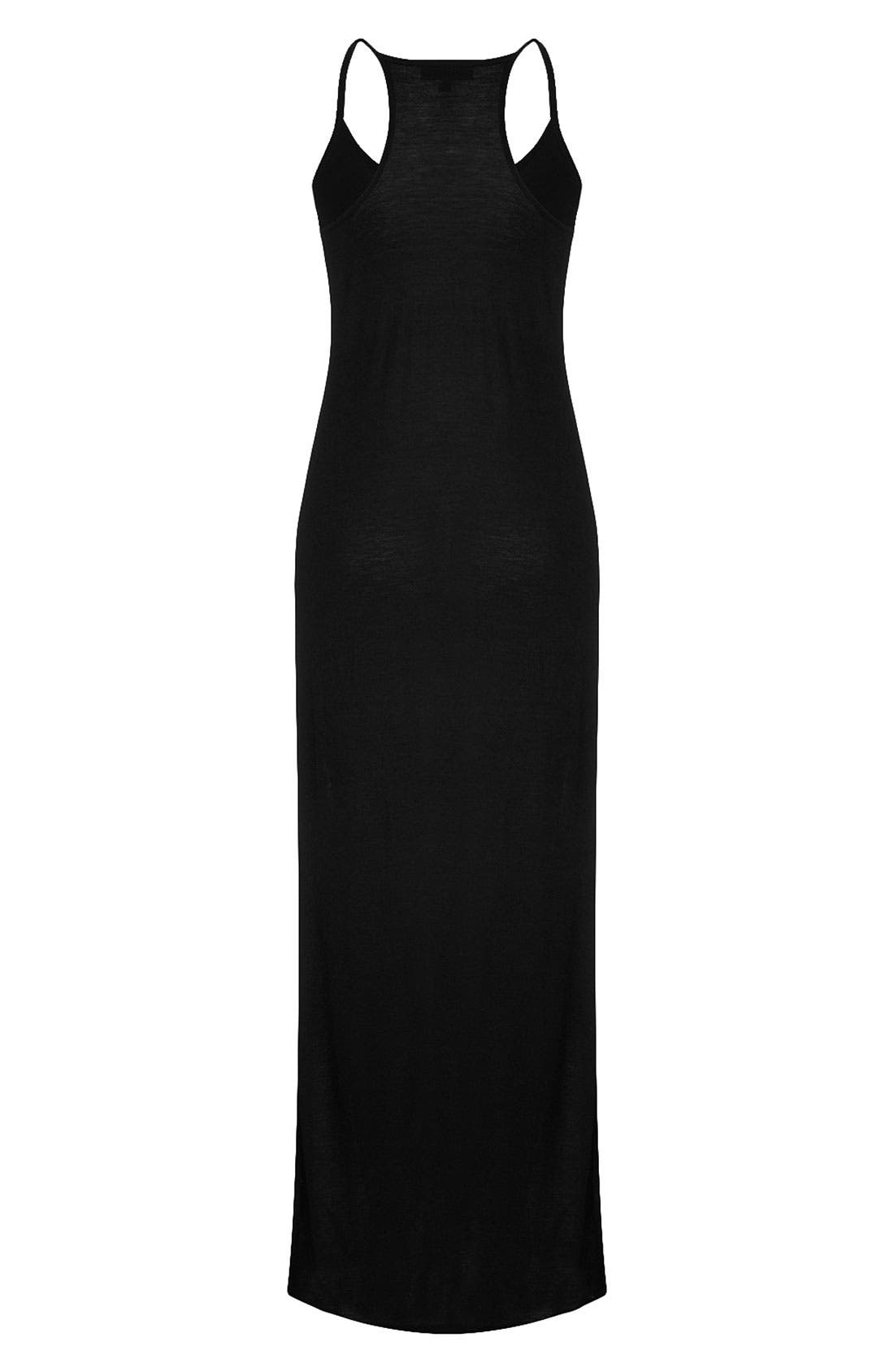 Main Image - Topshop Cami Strap Maxi Dress