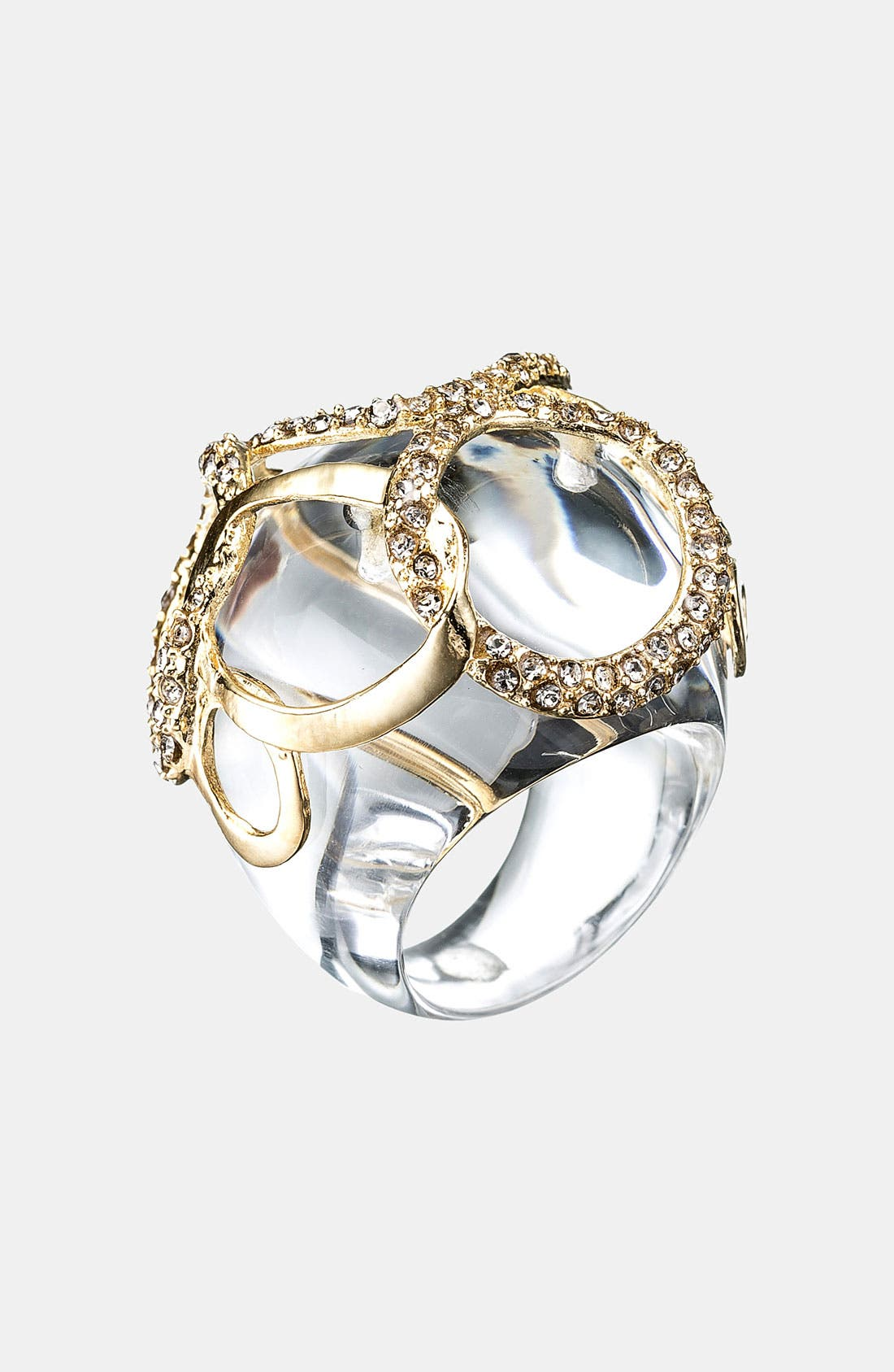 Alternate Image 1 Selected - Alexis Bittar 'Lucite® - Mod' Statement Ring