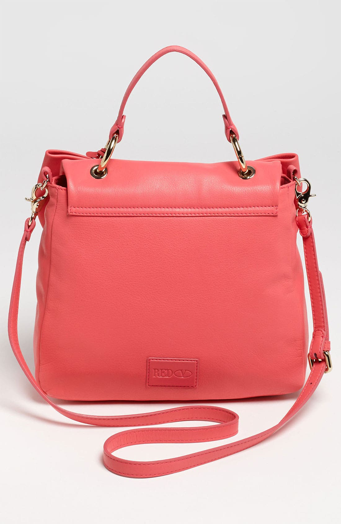 Alternate Image 4  - RED Valentino 'Bow - Small' Leather Satchel