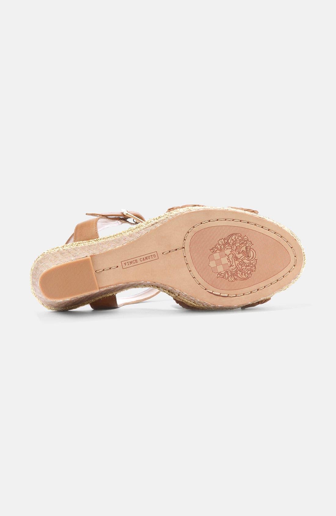 Alternate Image 4  - Vince Camuto 'Tadeta 2' Sandal