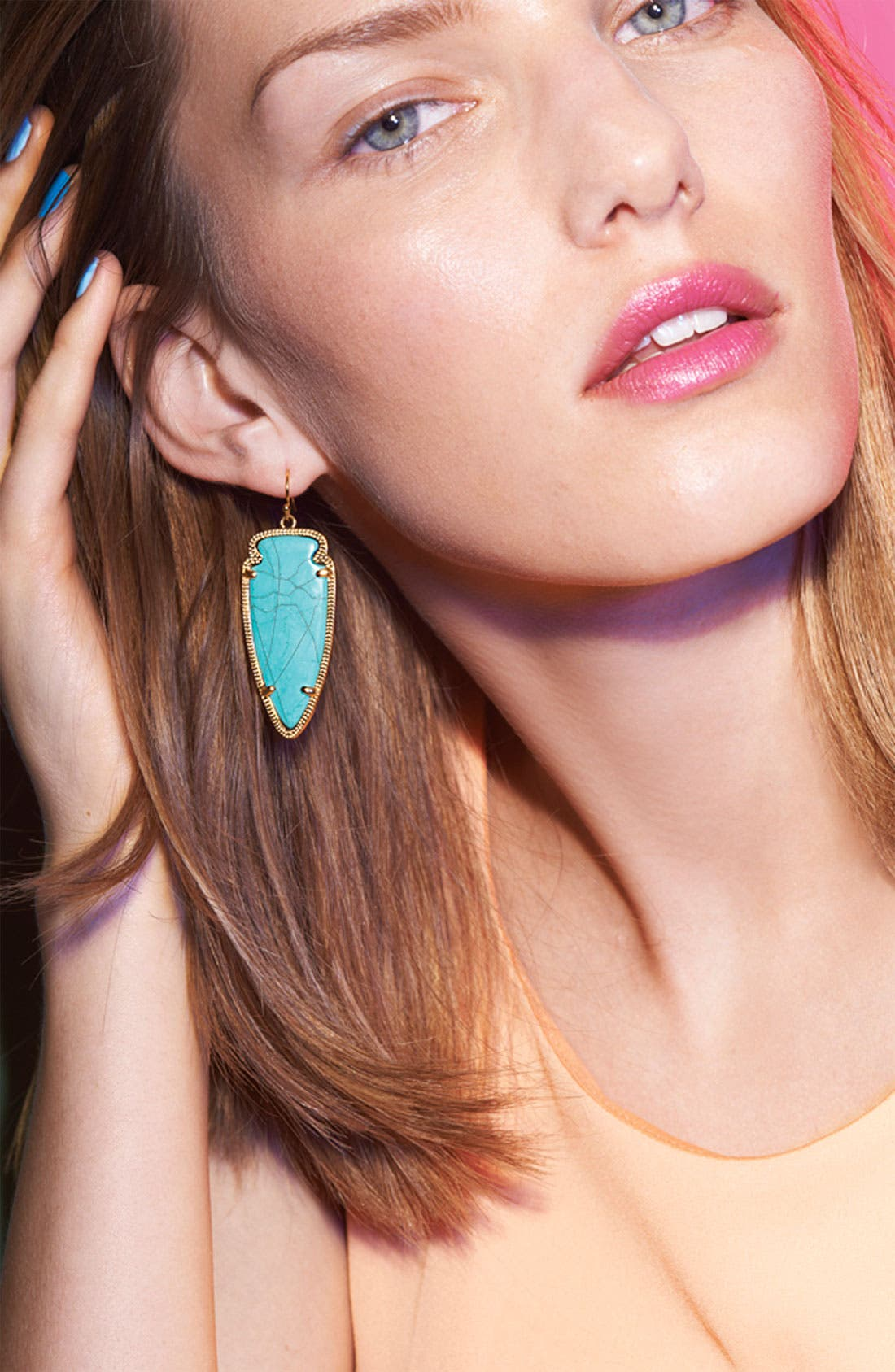Alternate Image 2  - Kendra Scott Skylar Spear Statement Earrings
