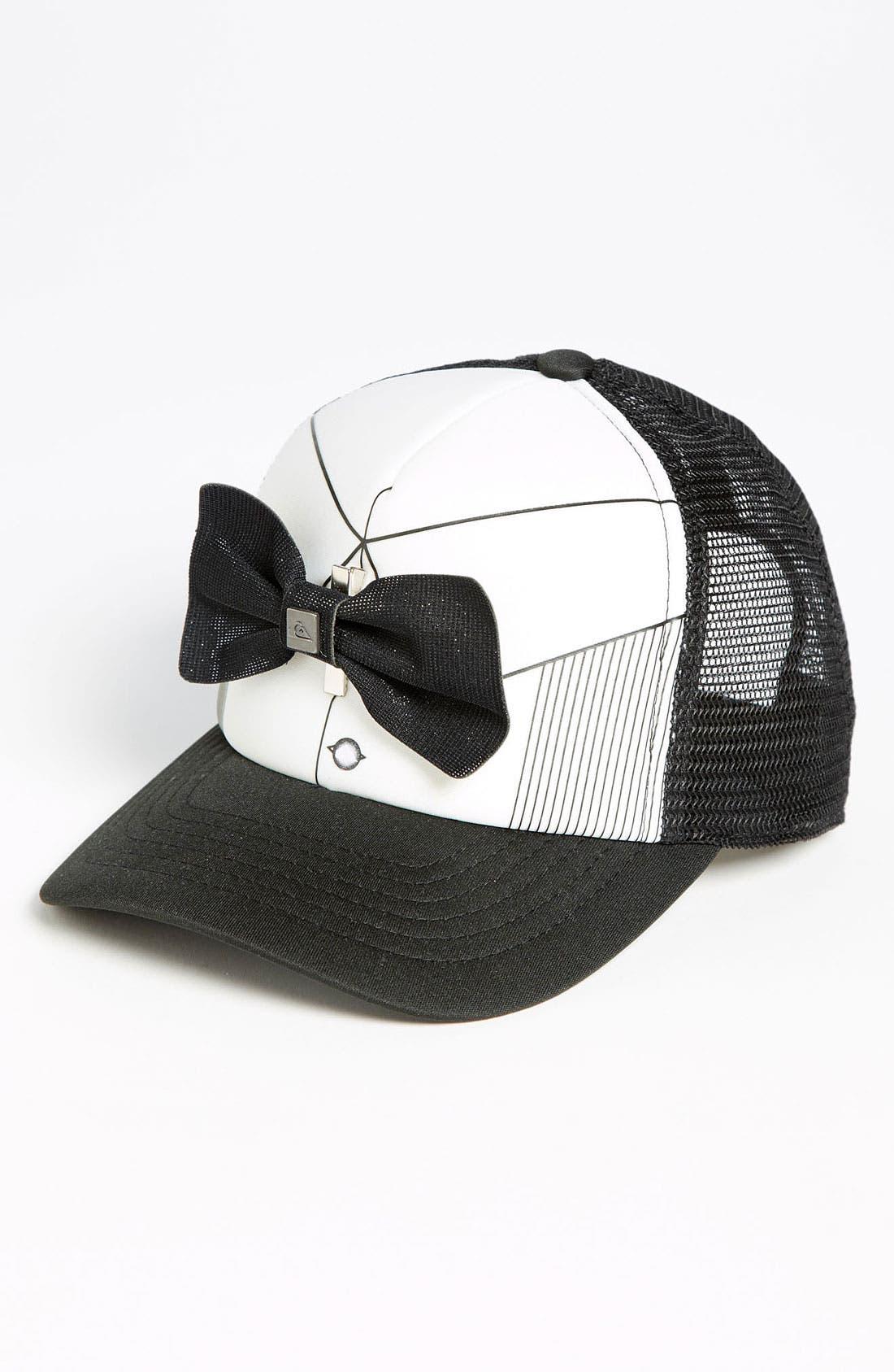 Alternate Image 1 Selected - Quiksilver 'Diggler' Trucker Hat (Boys)