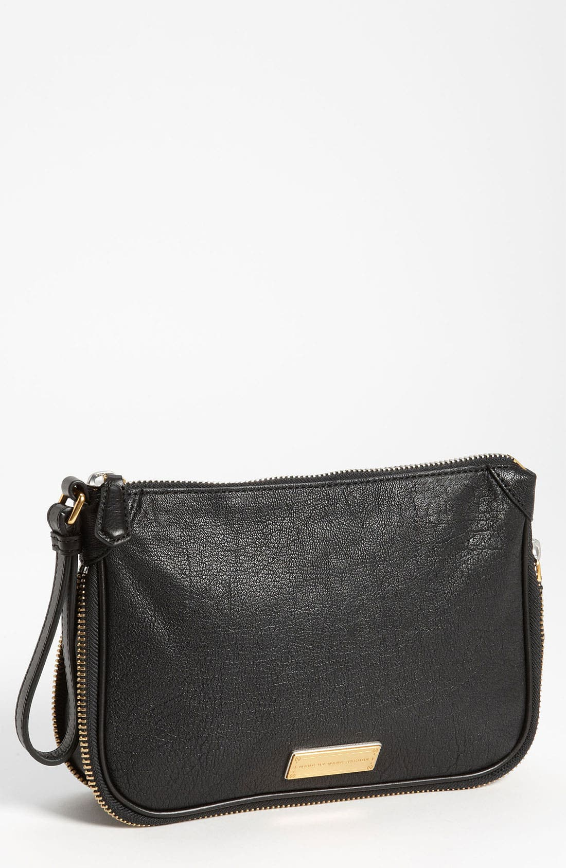 Main Image - MARC BY MARC JACOBS 'Washed Up' Zip Clutch