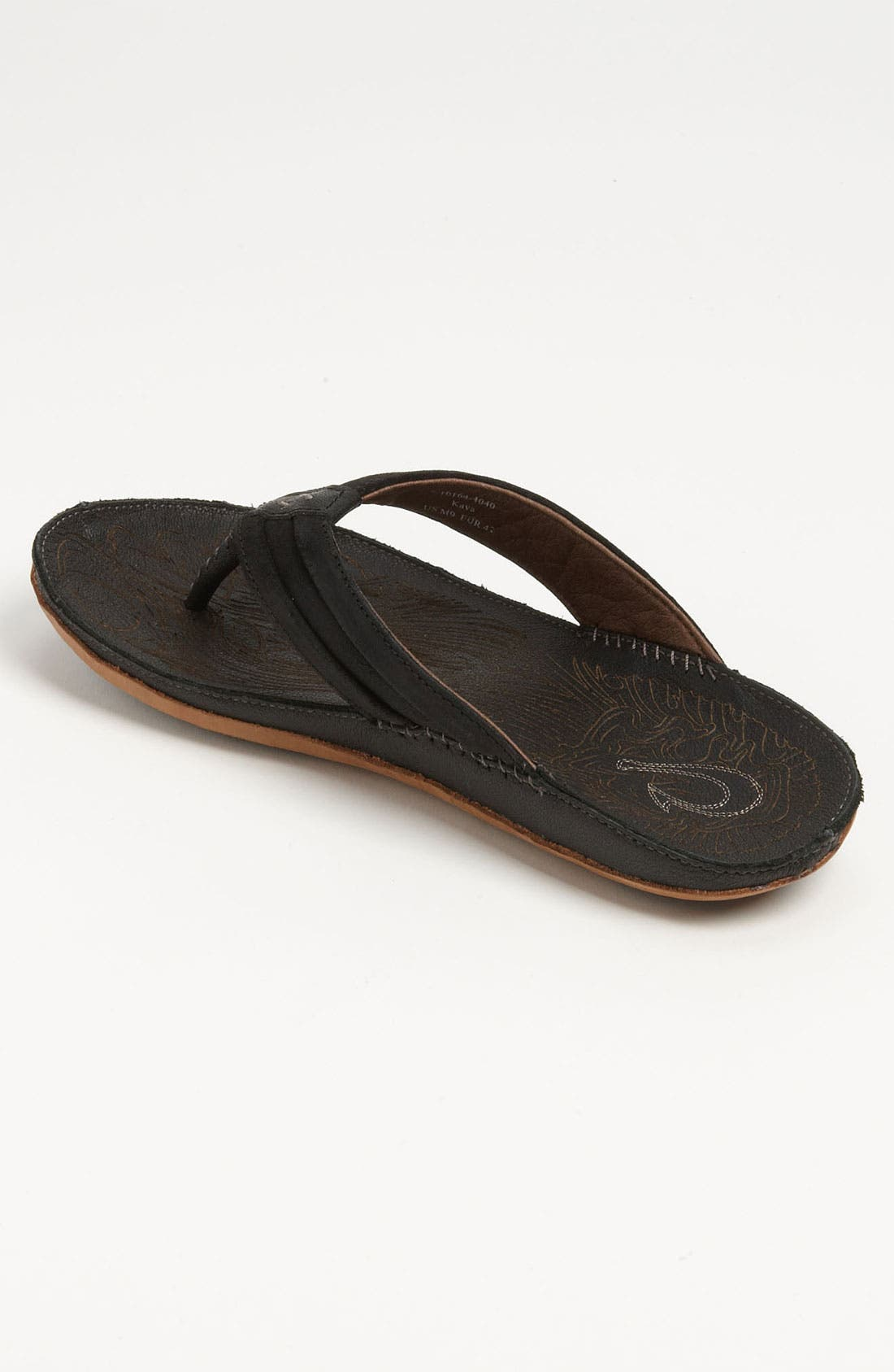 Alternate Image 2  - OluKai 'Kava' Flip Flop (Men)