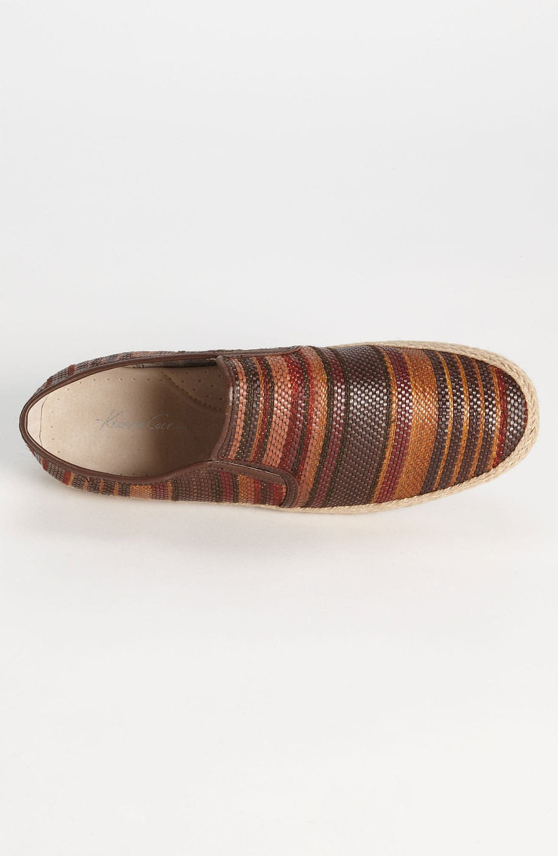 Alternate Image 3  - Kenneth Cole New York 'Got 2 Be-Weave' Slip-On