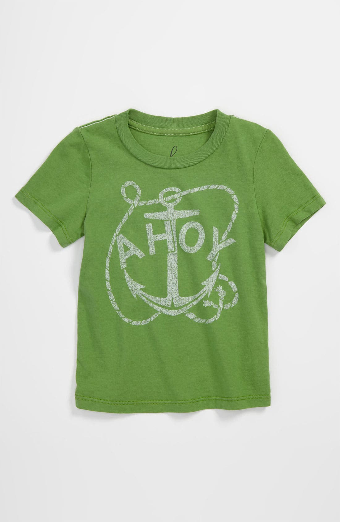 Alternate Image 1 Selected - Peek 'Ahoy' T-Shirt (Baby)