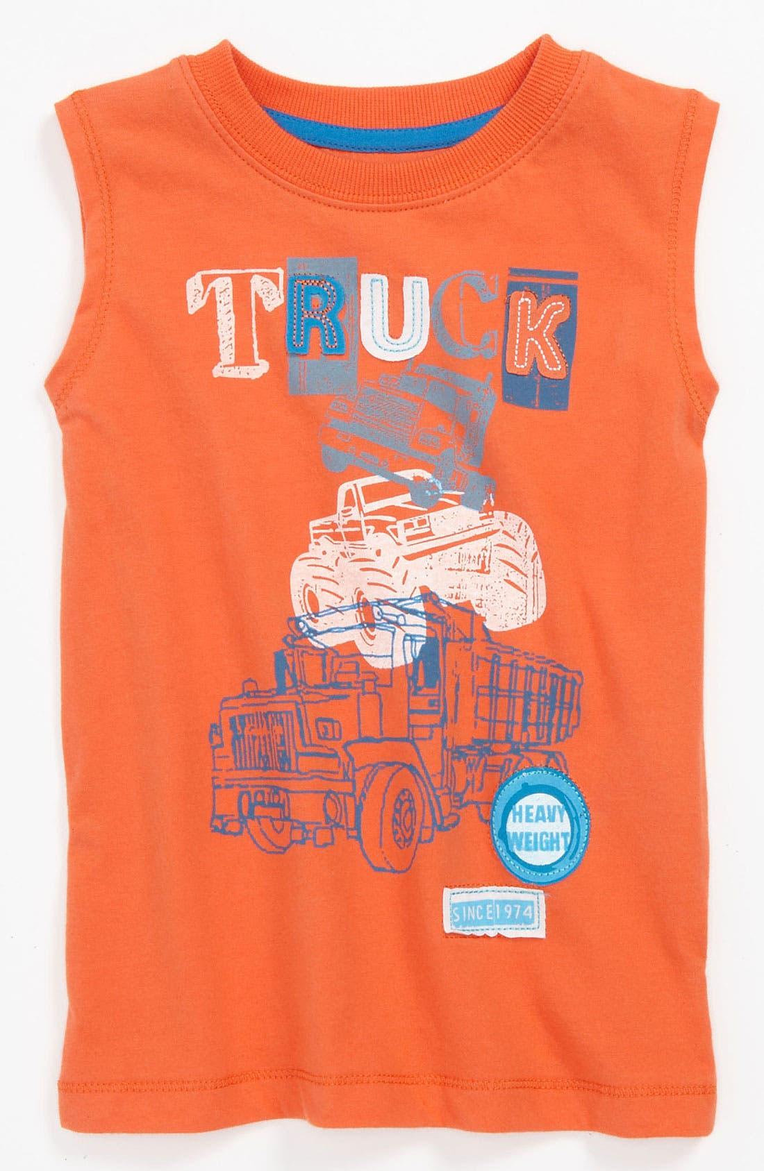 Alternate Image 1 Selected - Pumpkin Patch Tank Top (Toddler)