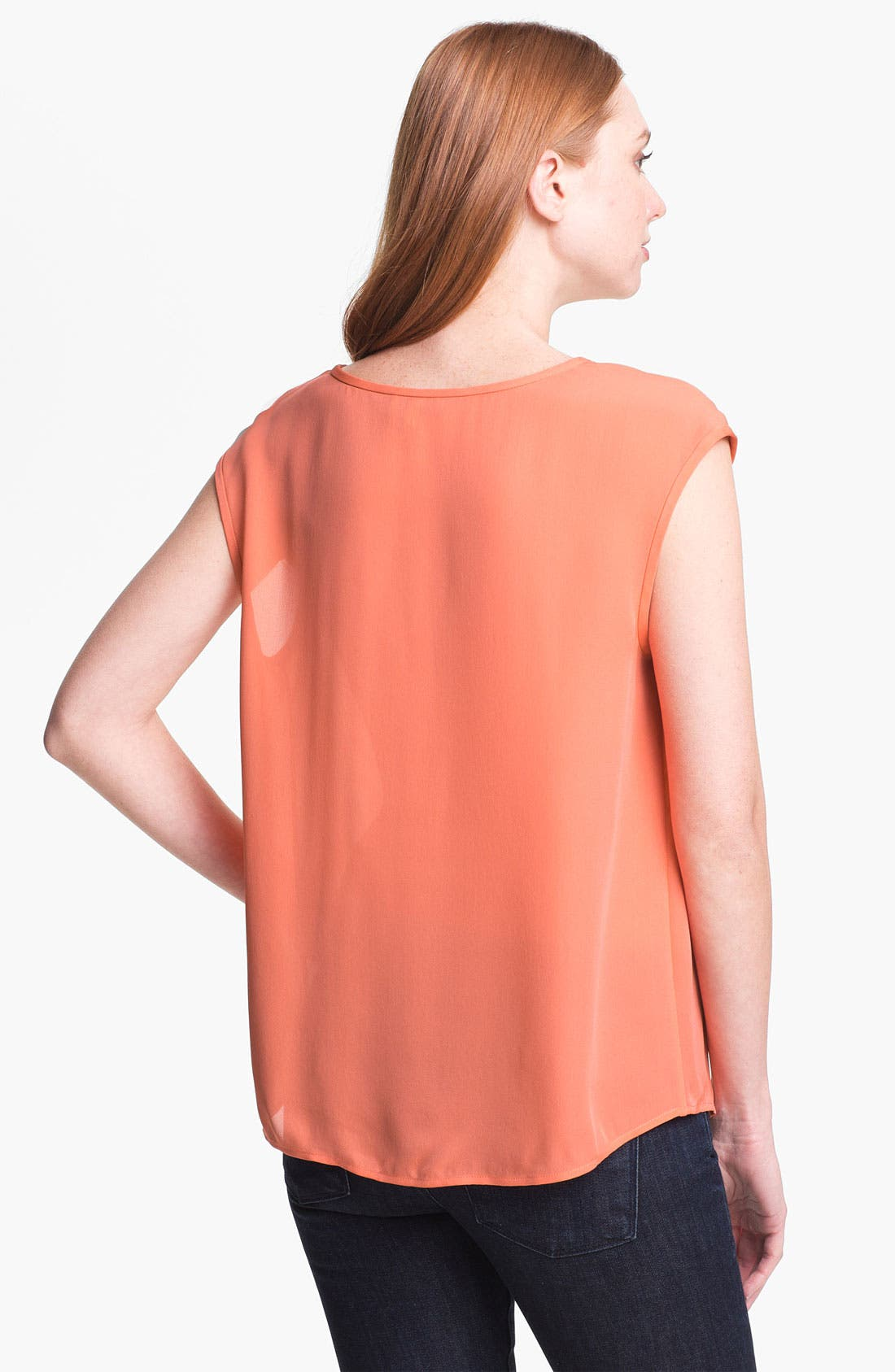 Alternate Image 2  - Joie 'Torrance' Silk Top
