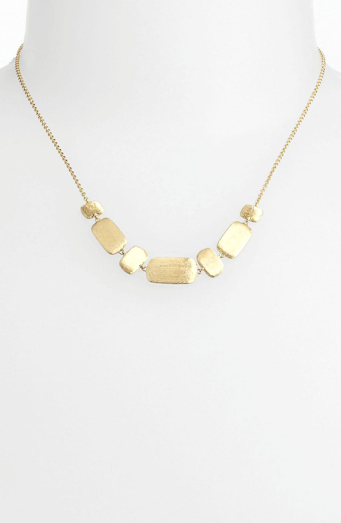 Alternate Image 1 Selected - Marco Bicego 'Murano' Gold Necklace