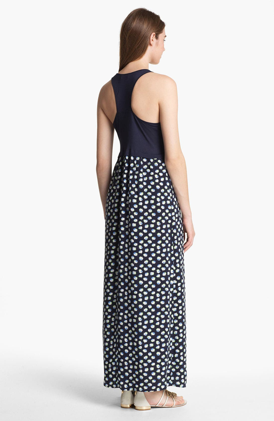 Alternate Image 2  - Two by Vince Camuto Floral Maxi Dress