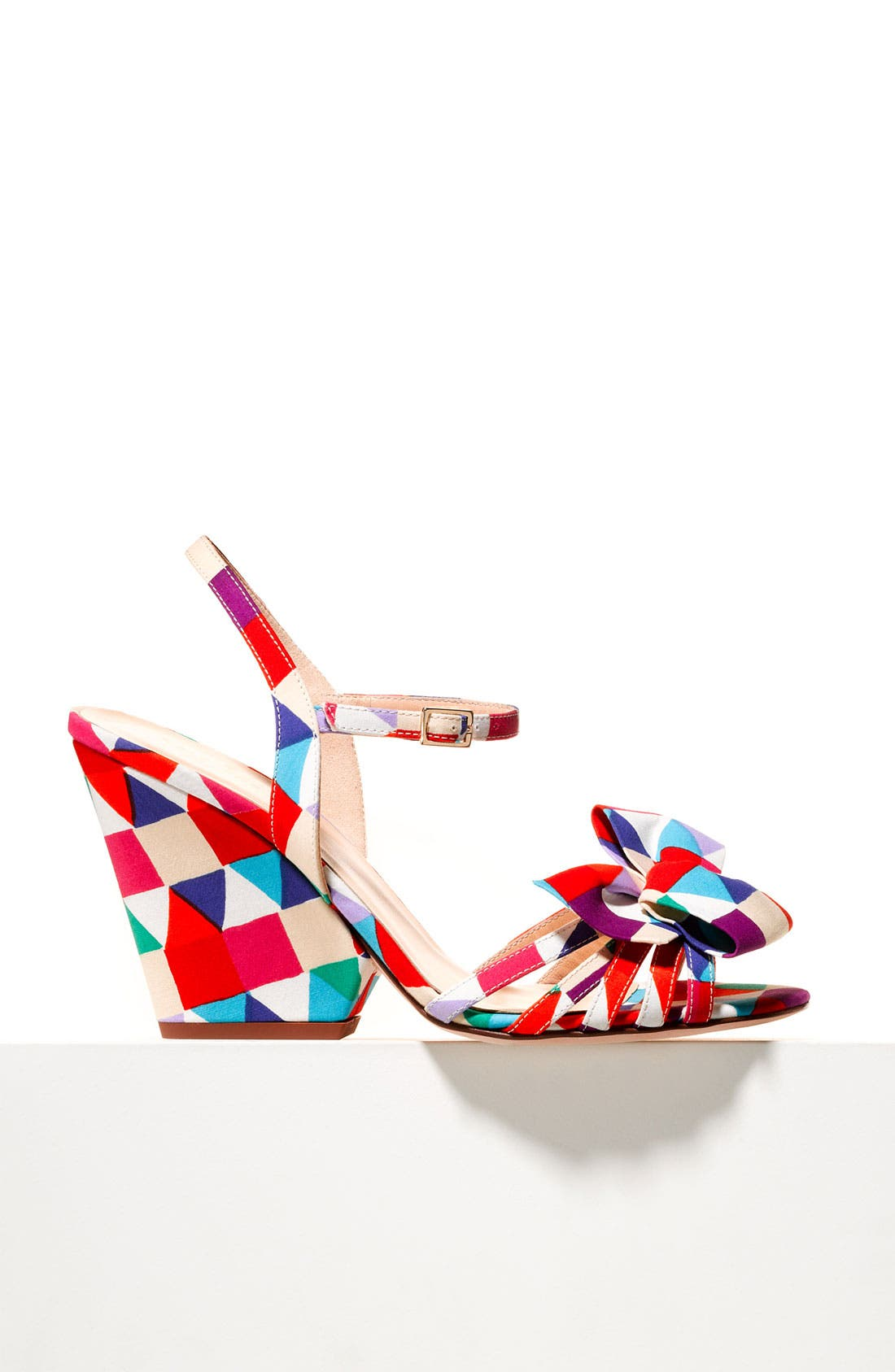 Alternate Image 5  - kate spade new york 'salem' wedge sandal