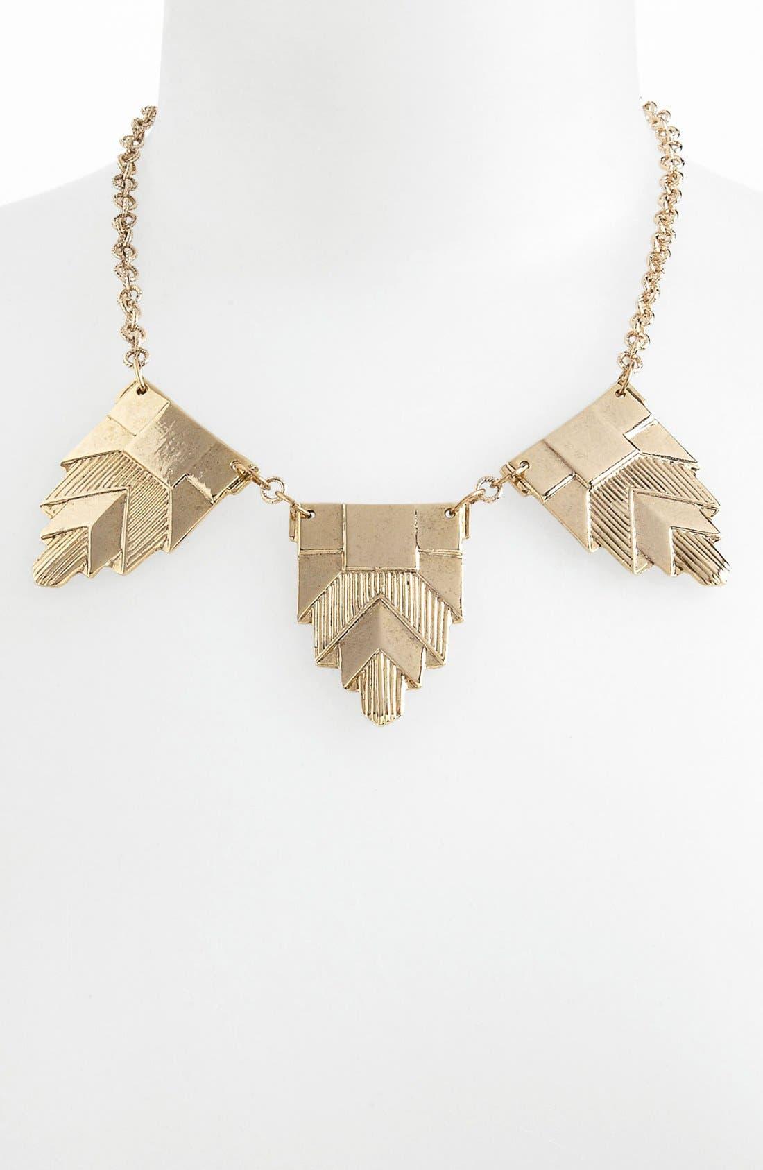 Main Image - Rachel Deco Statement Necklace
