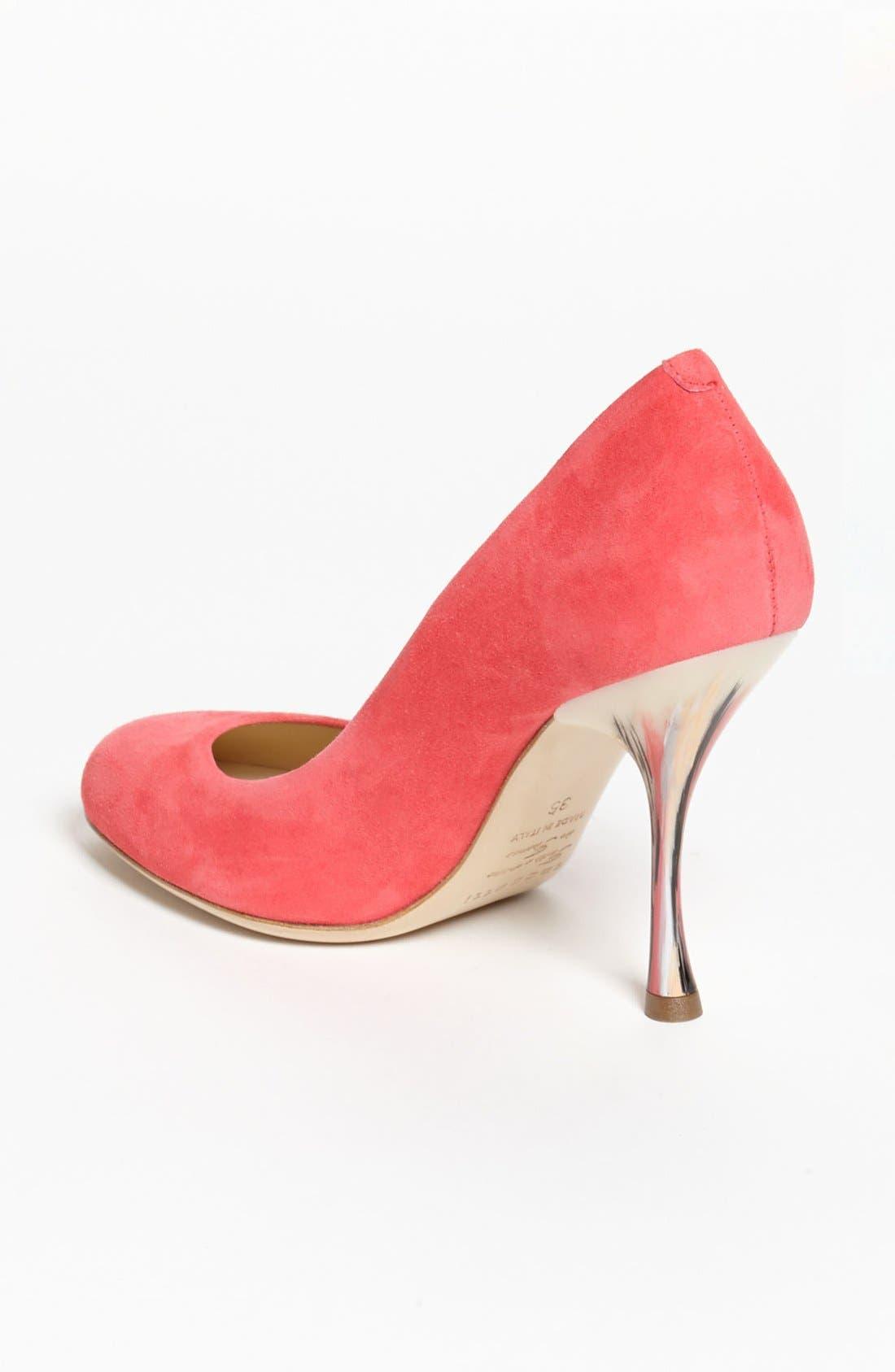 Alternate Image 2  - Taccetti Painted Heel Pump